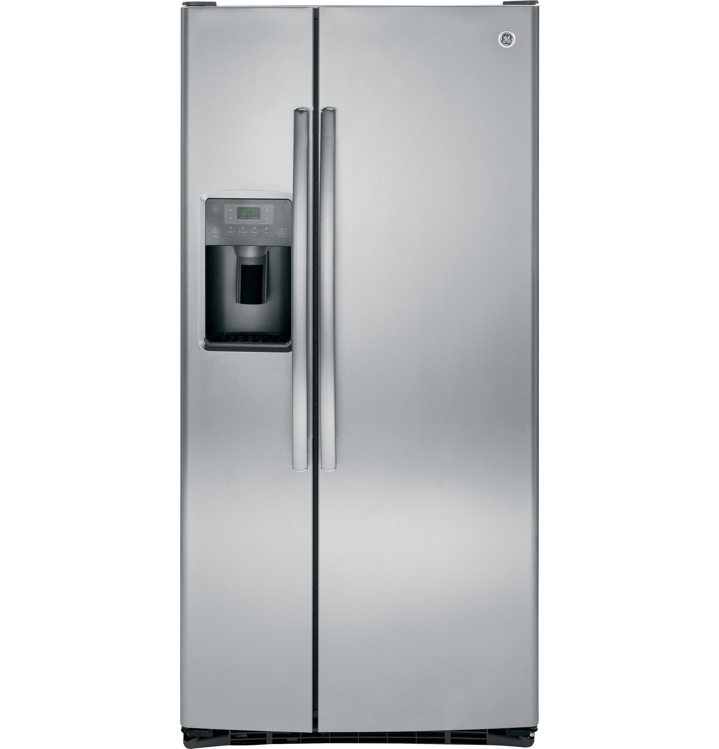 GE GE® 23.2 Cu. Ft. Side-By-Side Refrigerator