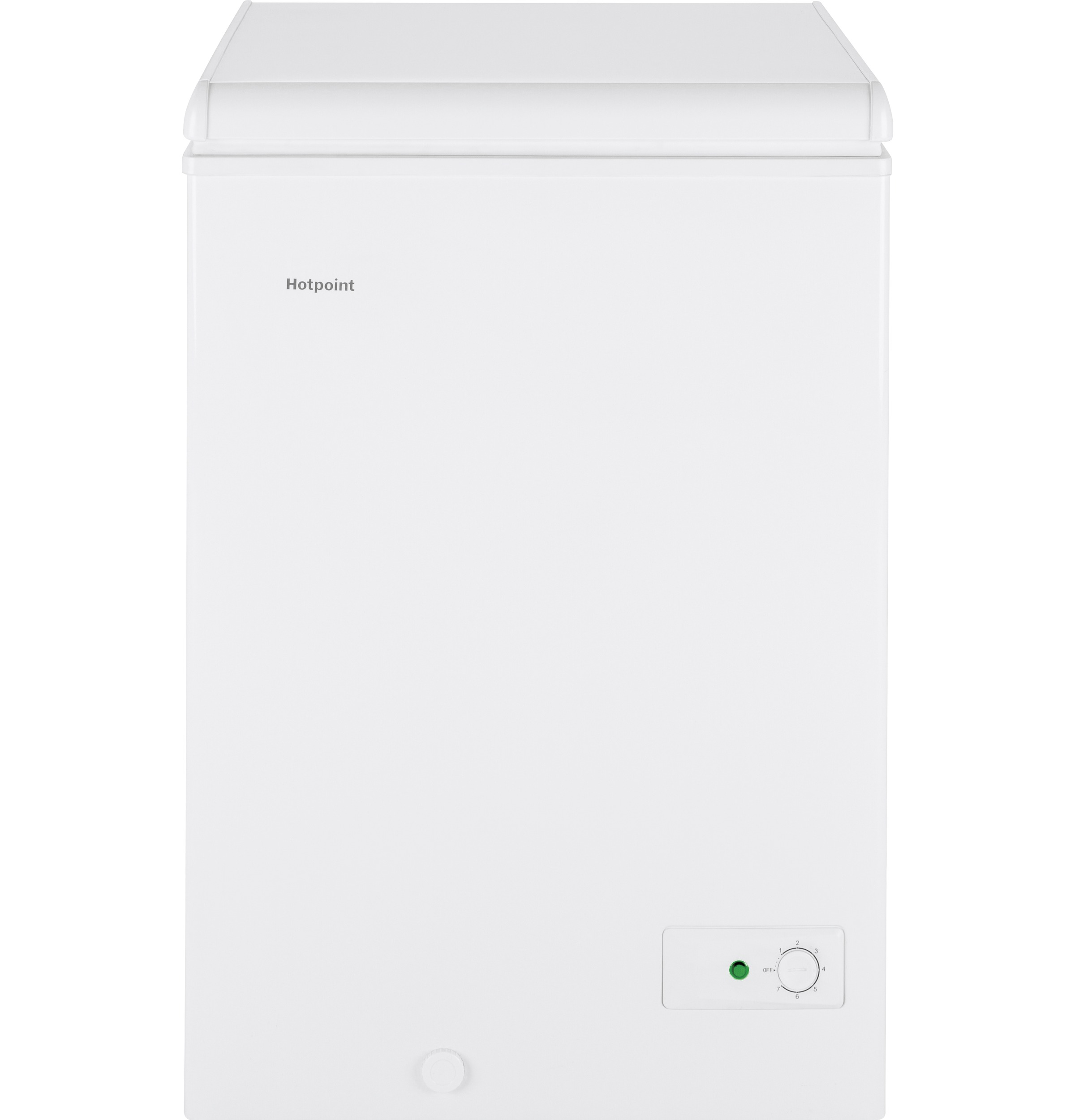 Hotpoint Hotpoint® 3.6 Cu. Ft. Manual Defrost Chest Freezer