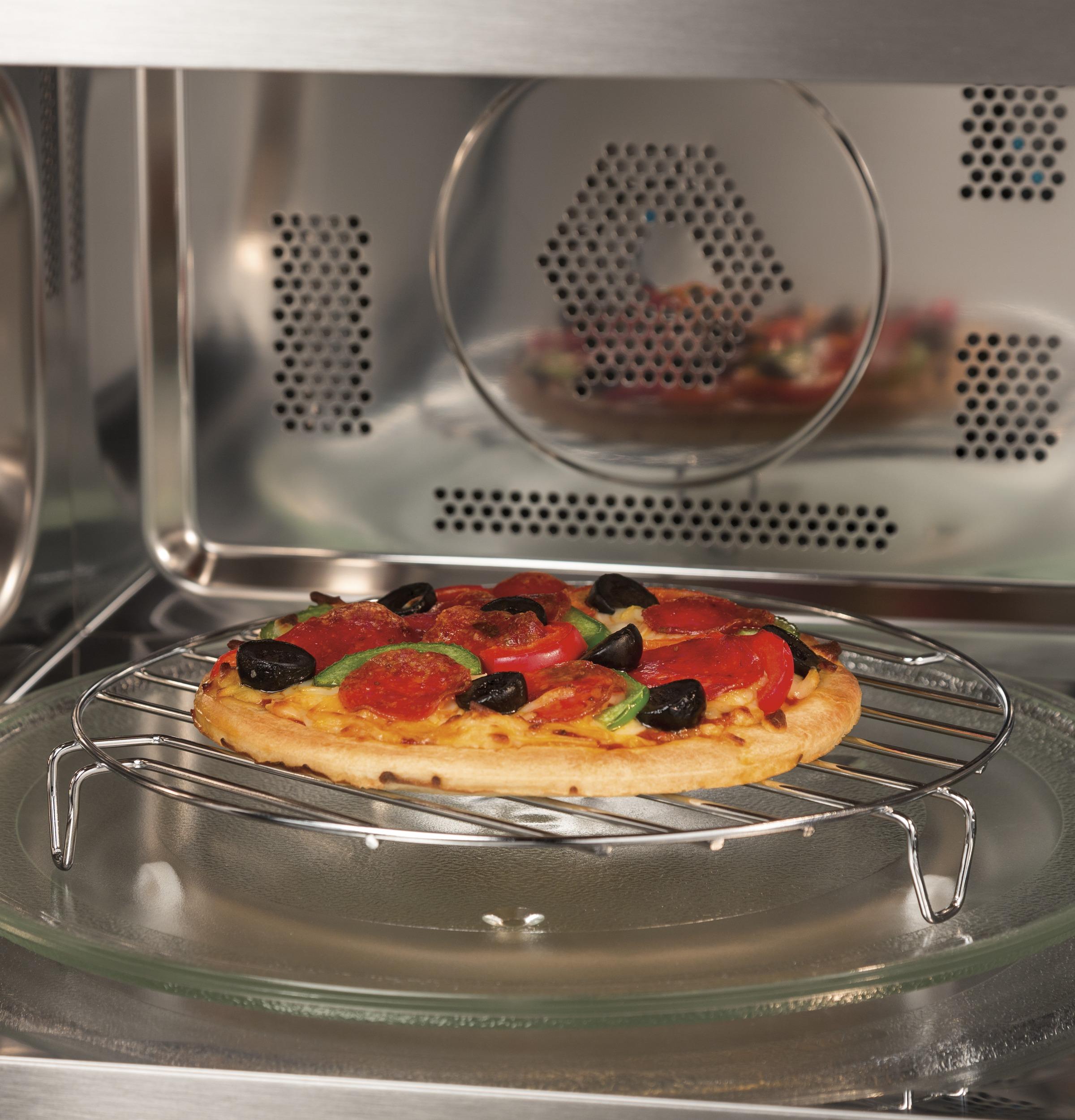 Model: PEB9159DJBB | GE Profile™ Series 1.5 Cu. Ft. Countertop Convection/Microwave Oven