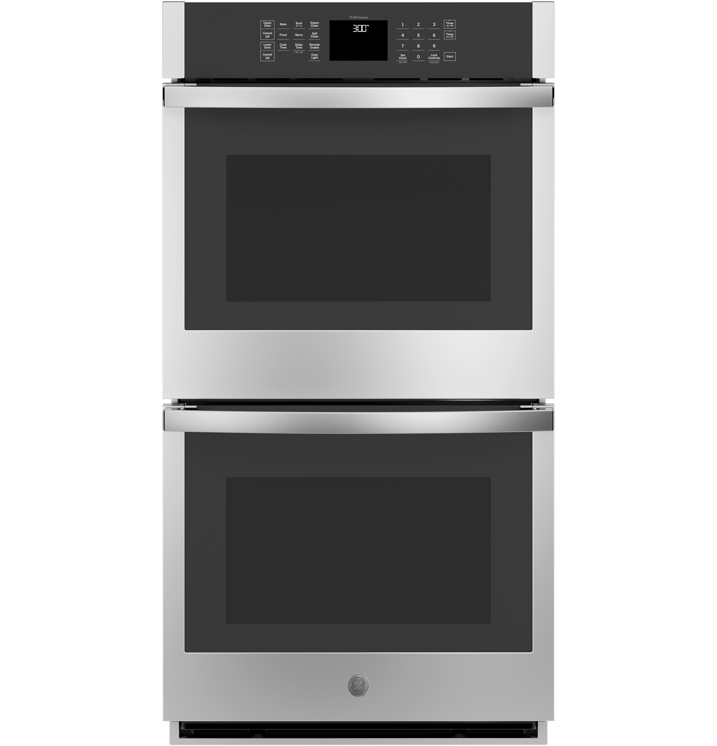 "GE GE® 27"" Smart Built-In Double Wall Oven"