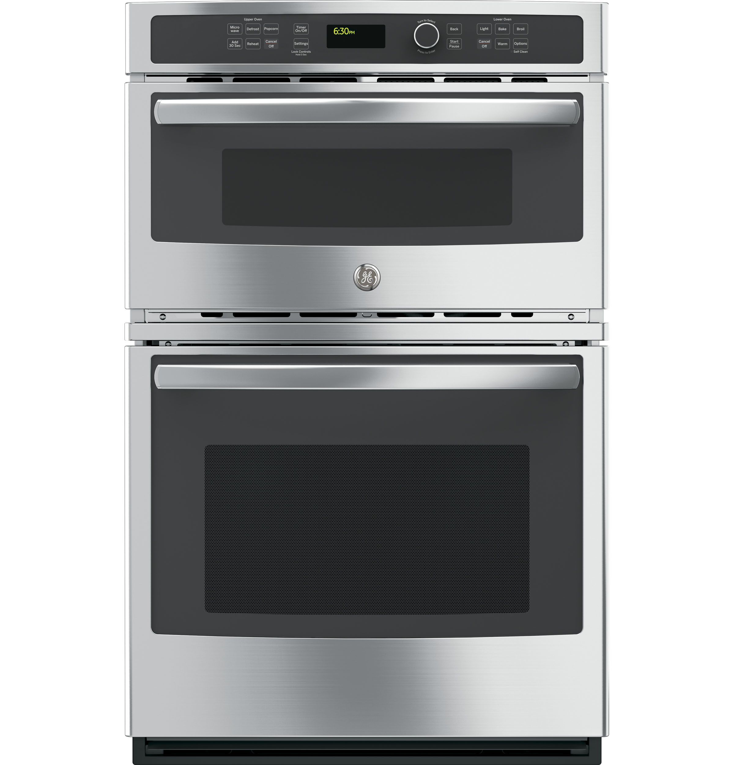 "GE GE® 27"" Built-In Combination Microwave/Thermal Wall Oven"