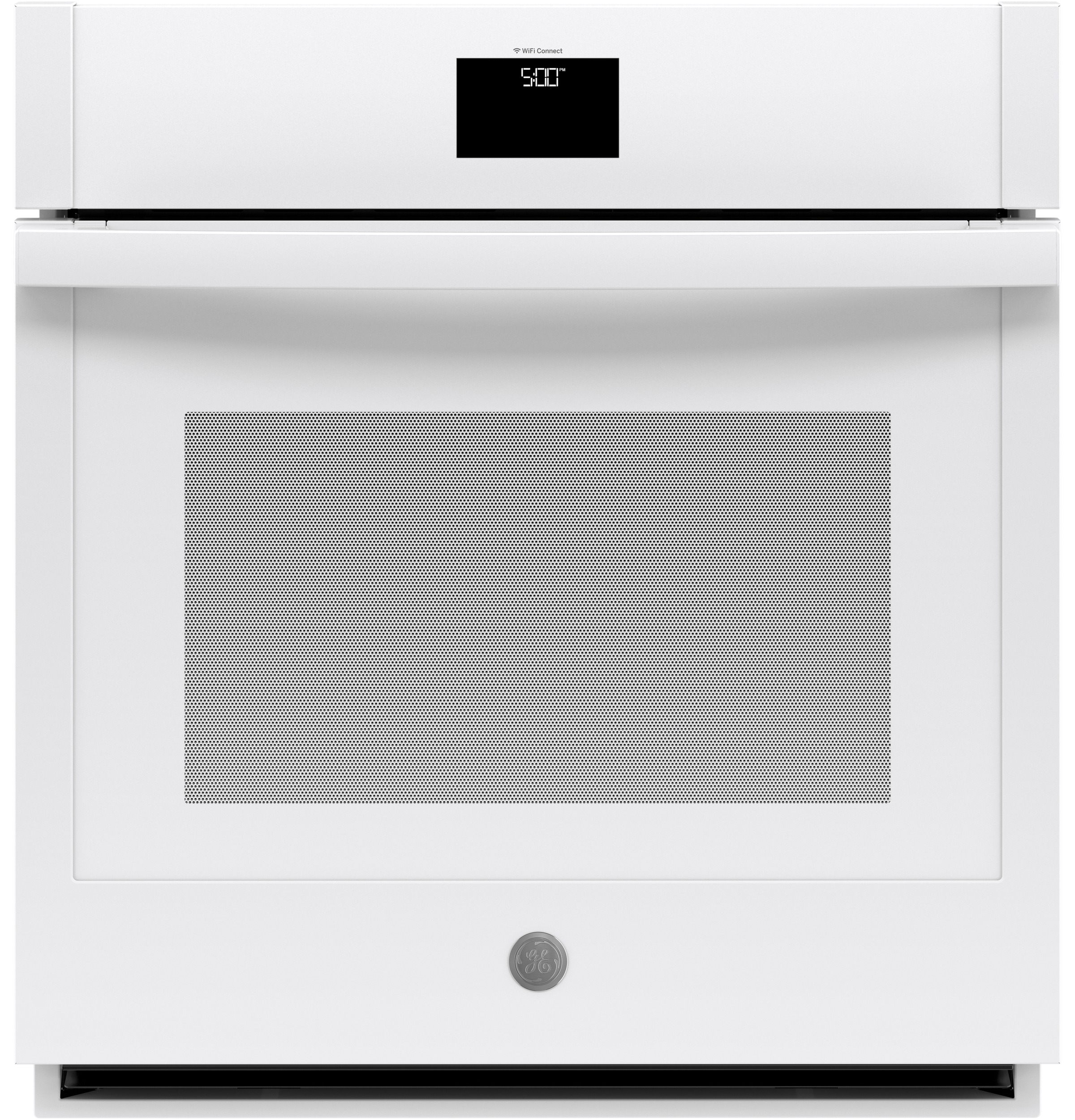 "Model: JKS5000DNWW | GE GE® 27"" Smart Built-In Convection Single Wall Oven"