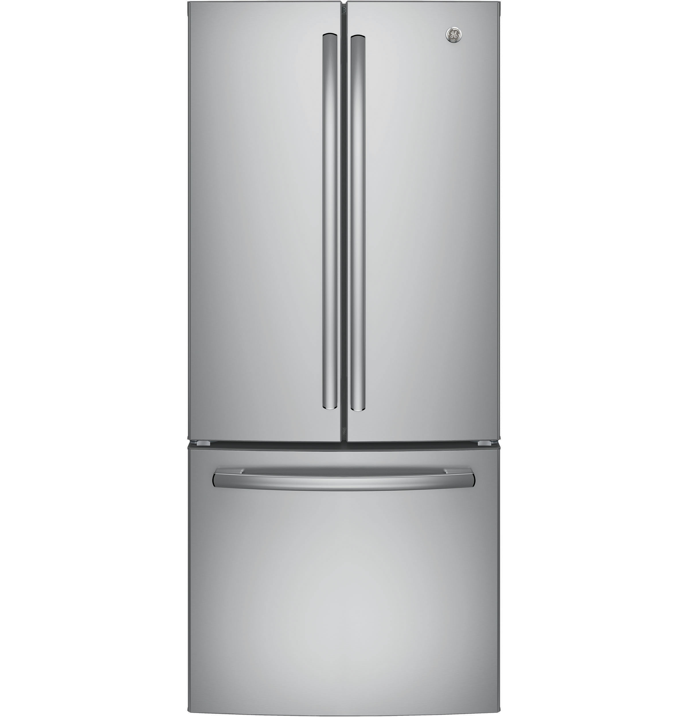 GE GE® ENERGY STAR® 20.8 Cu. Ft. French-Door Refrigerator