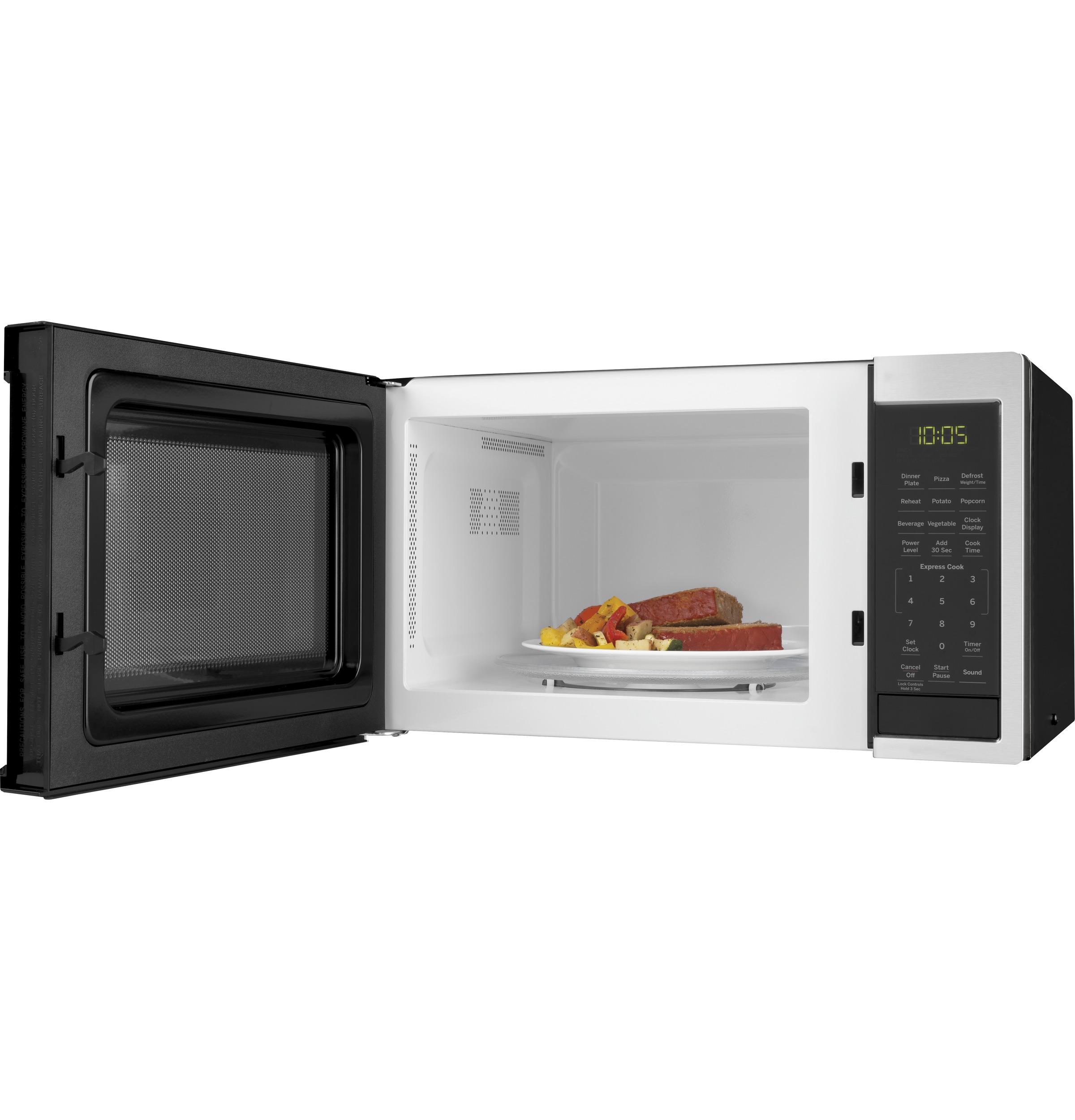 Model: JES1095SMSS | GE GE® 0.9 Cu. Ft. Capacity Countertop Microwave Oven