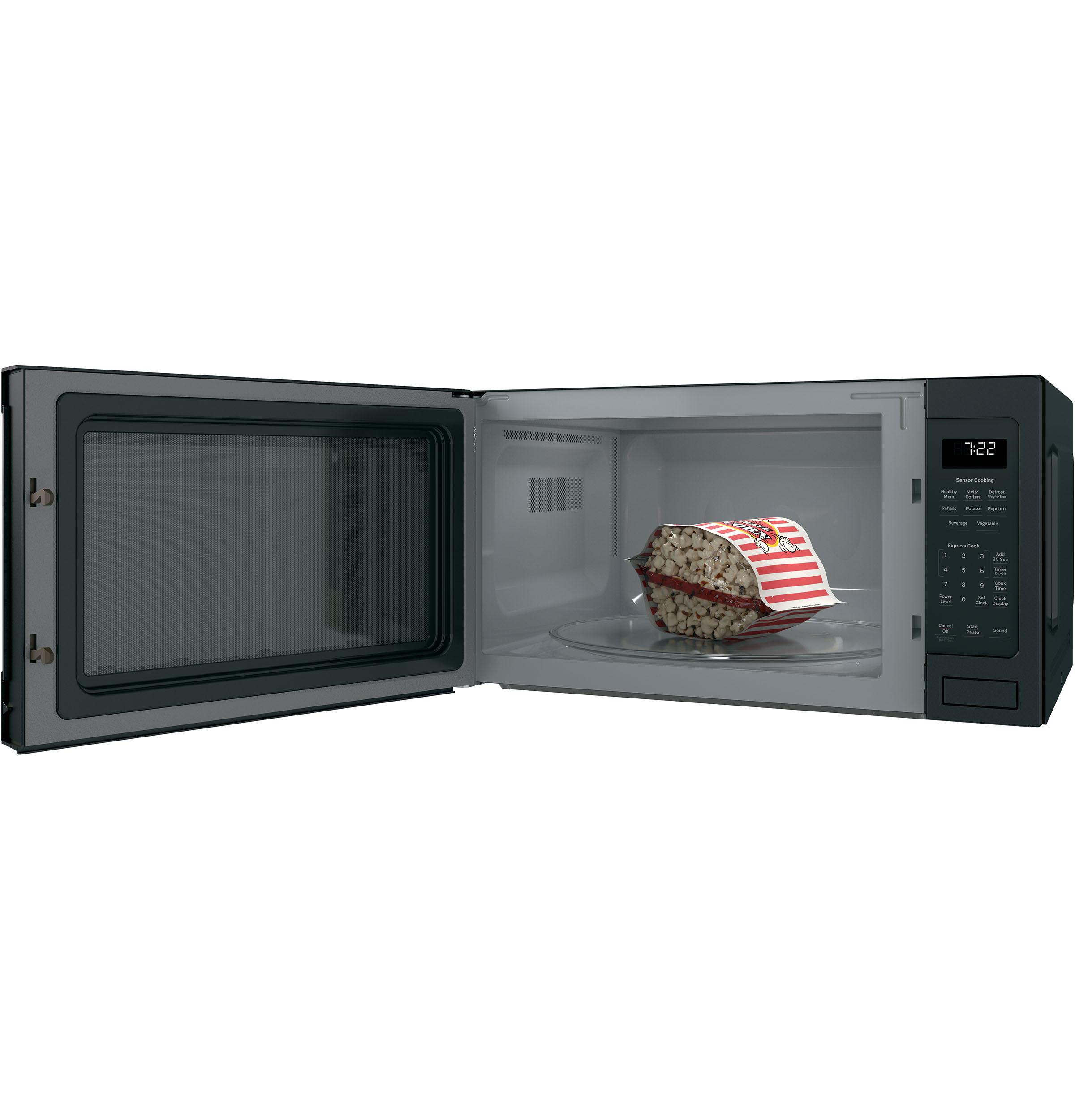 Model: PES7227FMDS | GE Profile™ Series 2.2 Cu. Ft. Countertop Sensor Microwave Oven