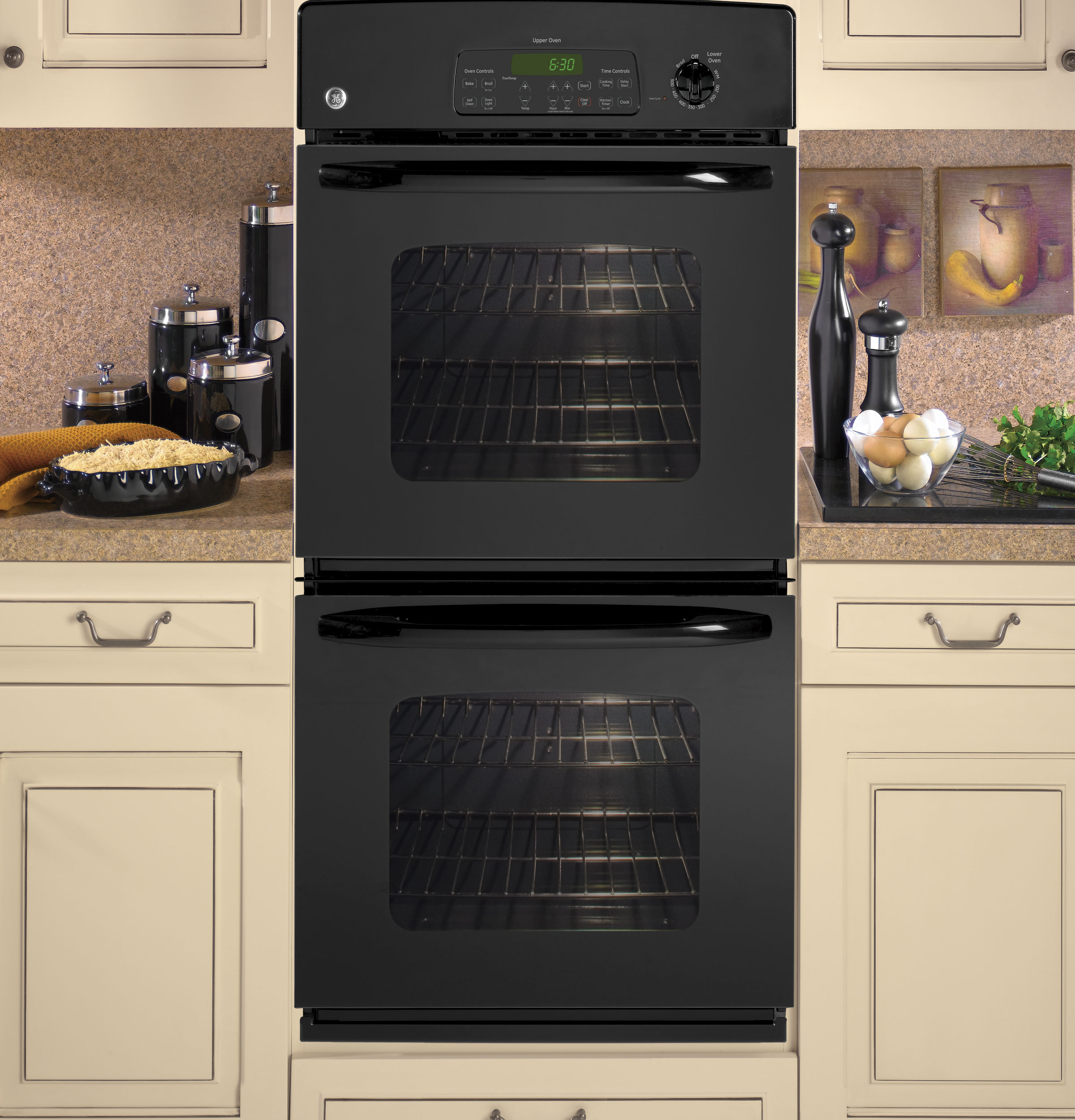 "GE GE® 27"" Built-In Double Wall Oven"