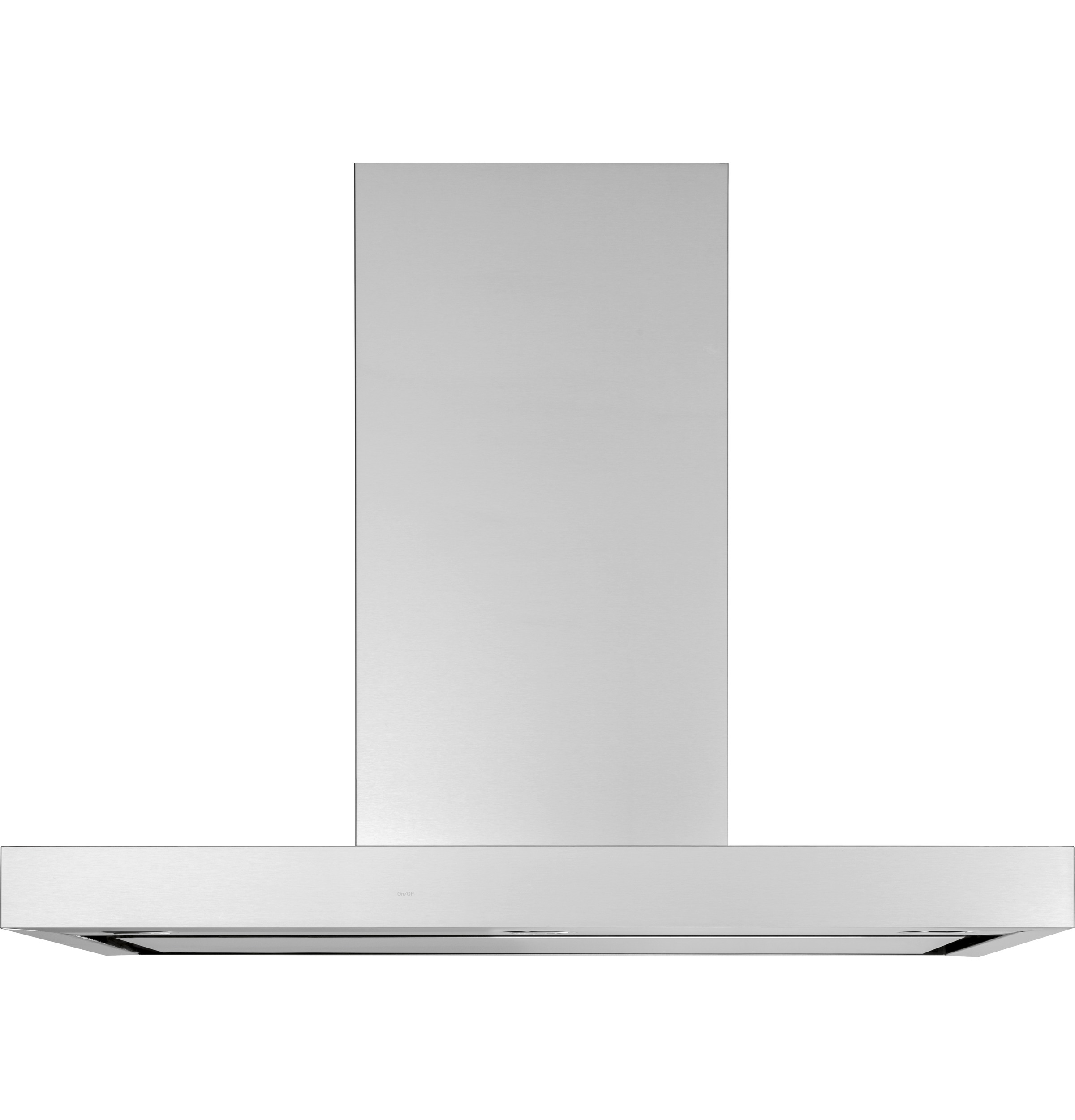 "GE Profile 36"" WiFi Enabled Designer Wall Mount Hood w/ Perimeter Venting"