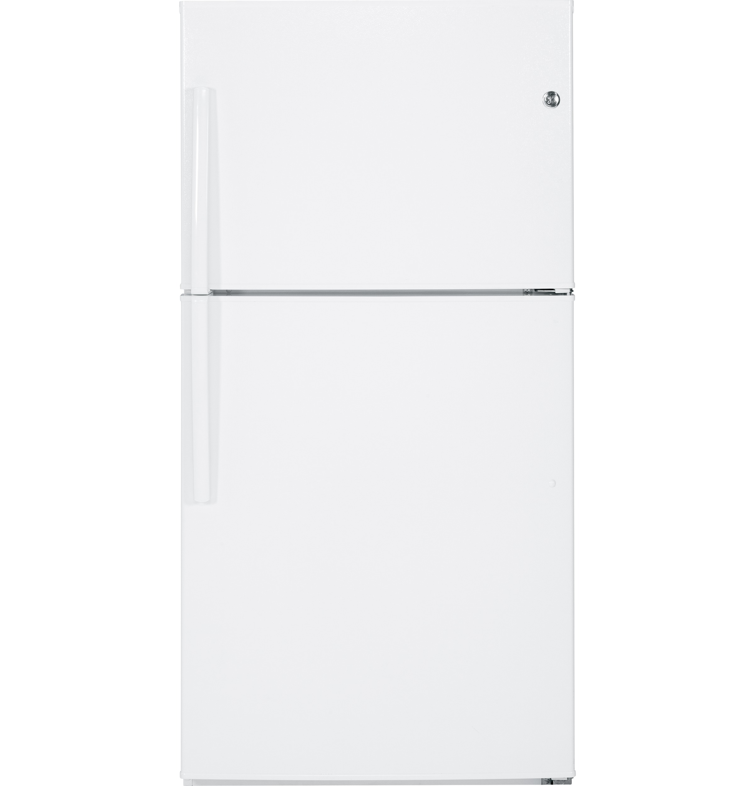 GE GE® ENERGY STAR® 21.1 Cu. Ft. Top-Freezer Refrigerator