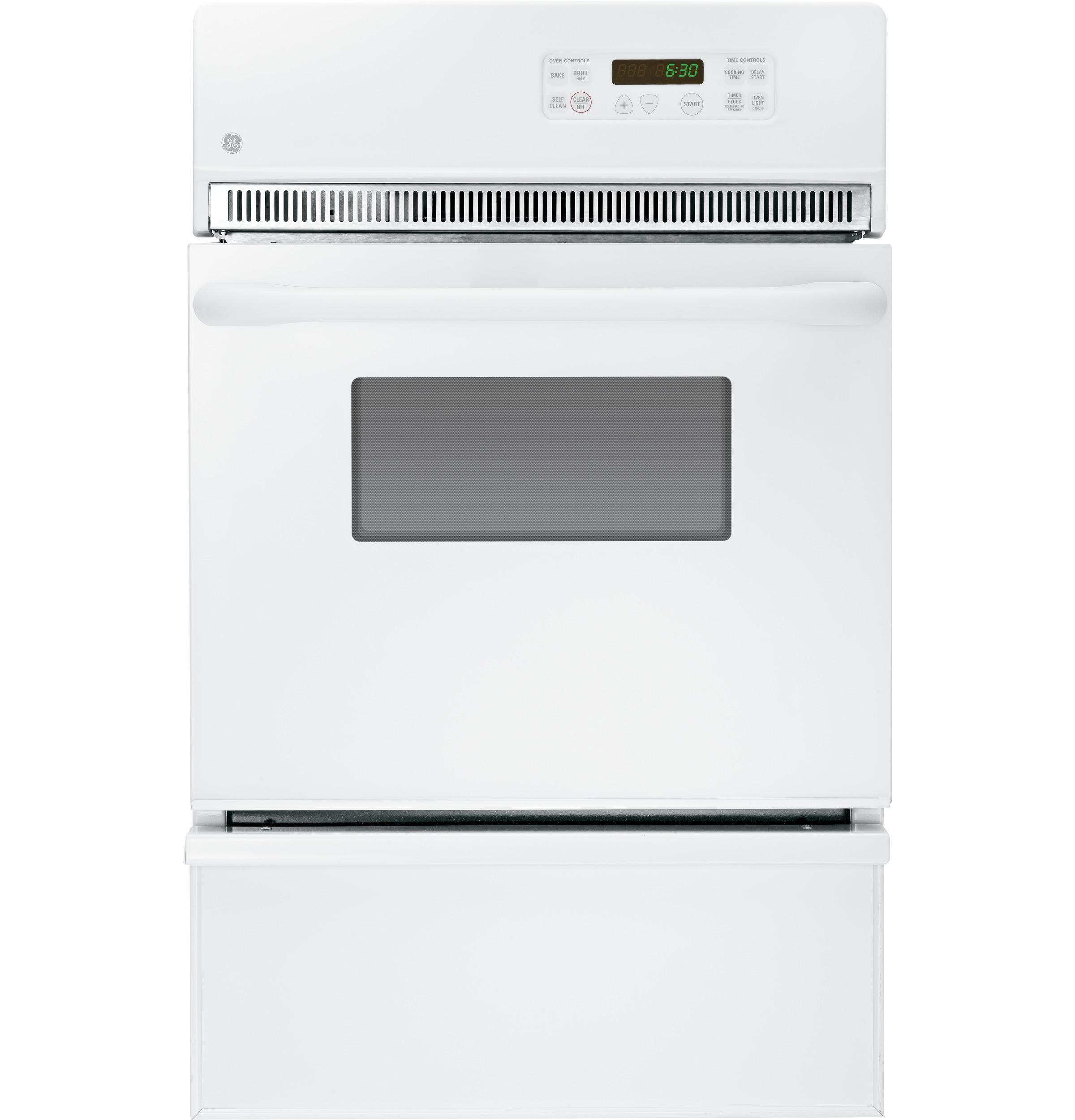 "Model: JGRP20WEJWW | GE GE® 24"" Built-In Gas Oven"