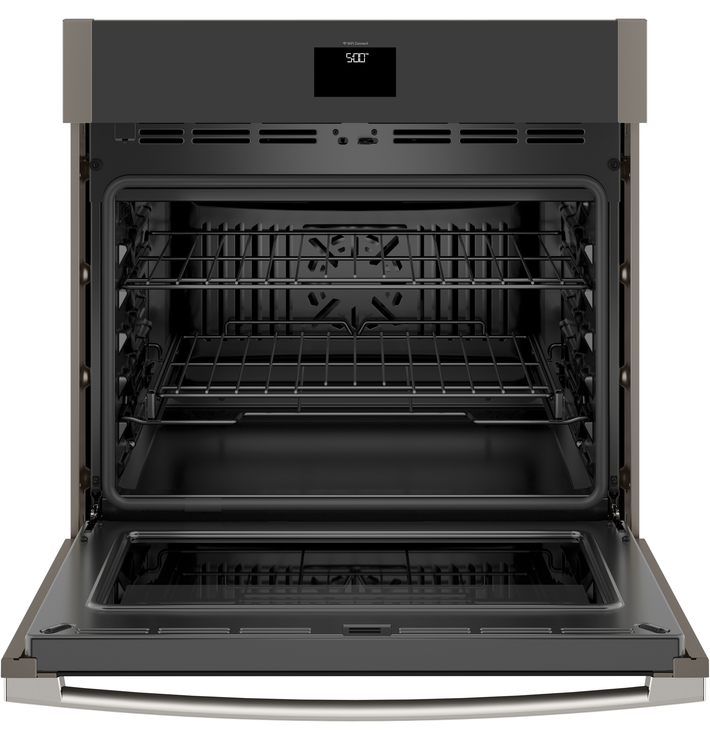 "Model: JTS5000ENES | GE GE® 30"" Smart Built-In Self-Clean Convection Single Wall Oven with Never Scrub Racks"