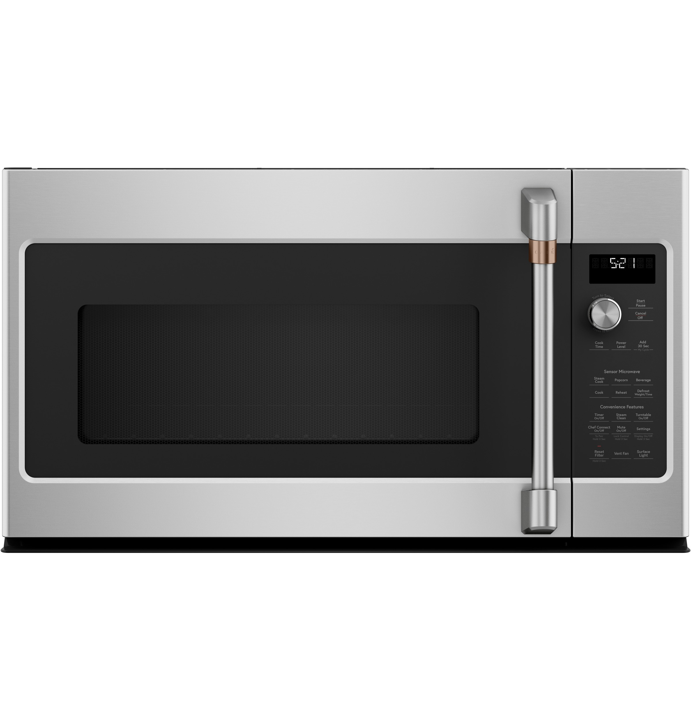 Cafe Café™ 2.1 Cu. Ft. Over-the-Range Microwave Oven