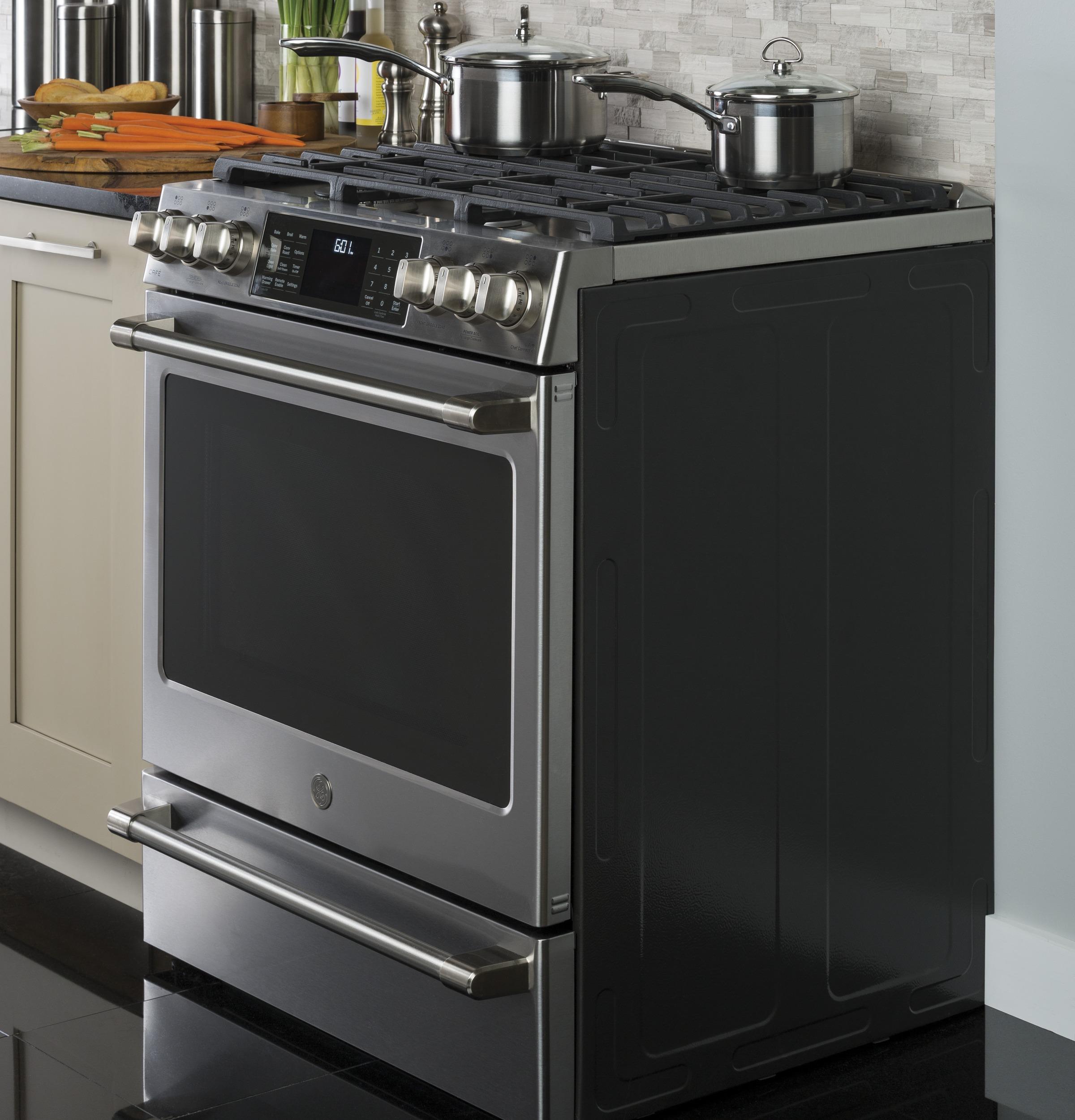 Model: CGS986SELSS   GE Café™ Series 30
