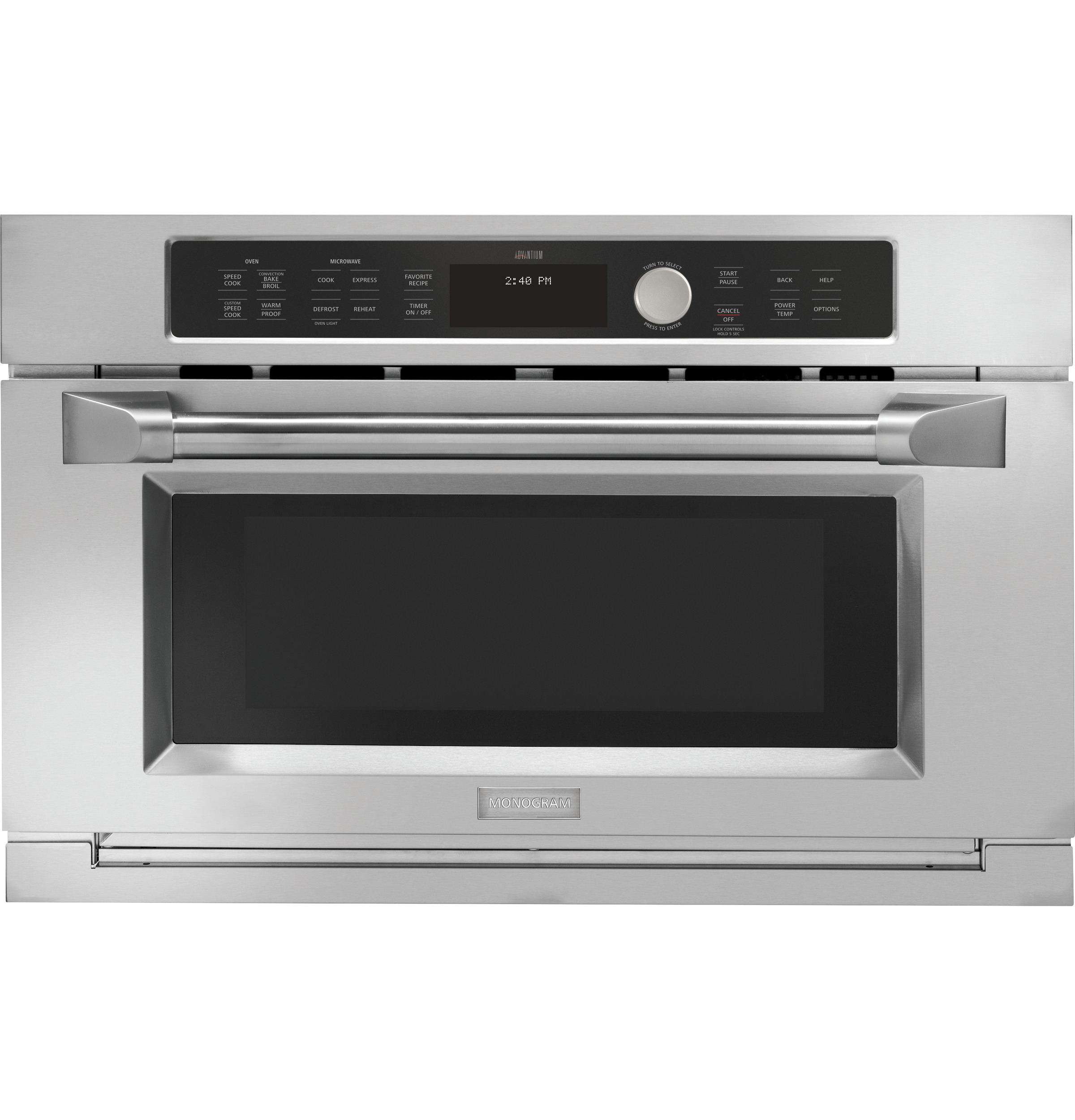 Monogram Monogram Built-In Oven with Advantium® Speedcook Technology- 240V