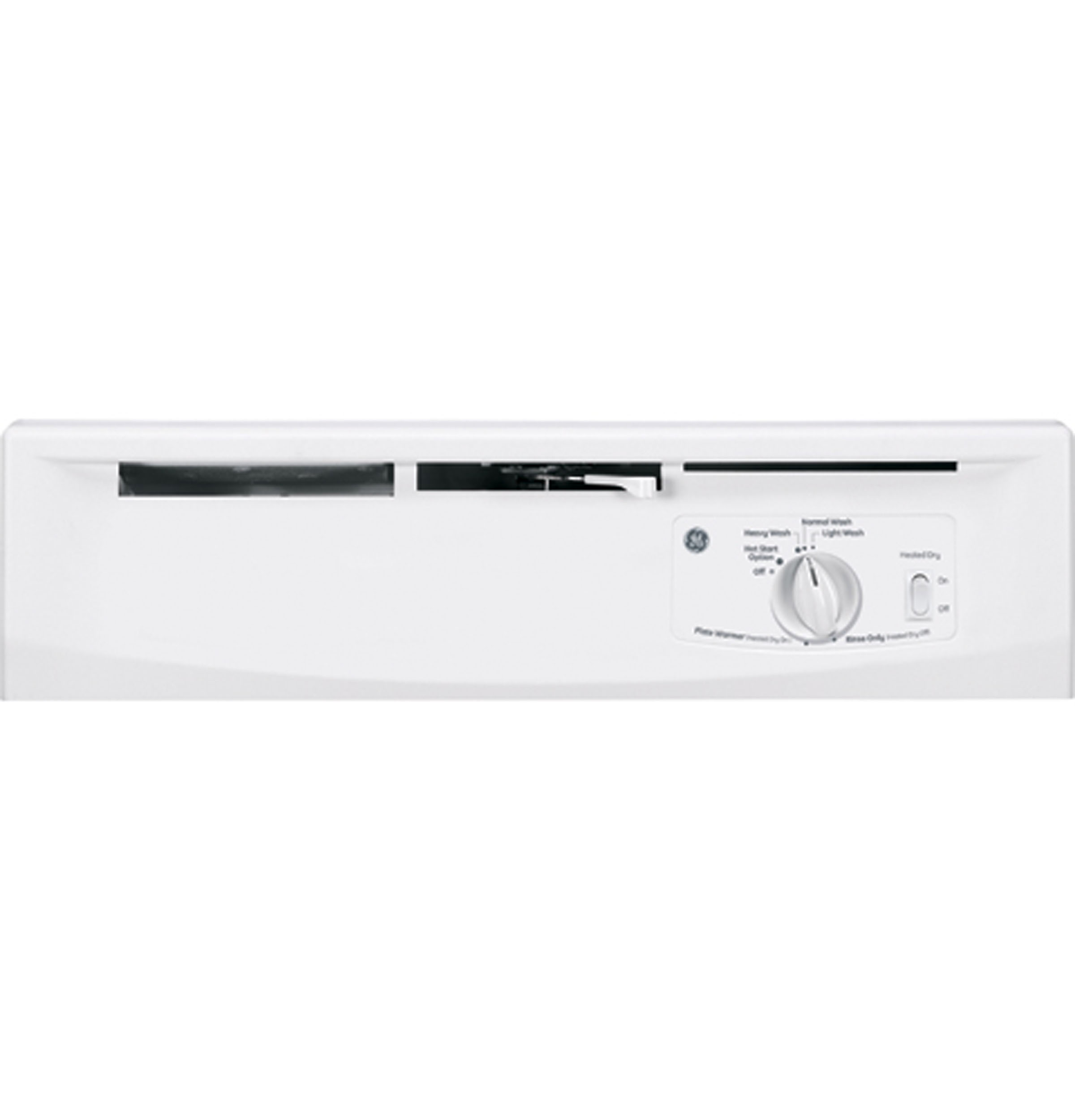Model: GSD2100VWW | GE GE® Built-In Dishwasher