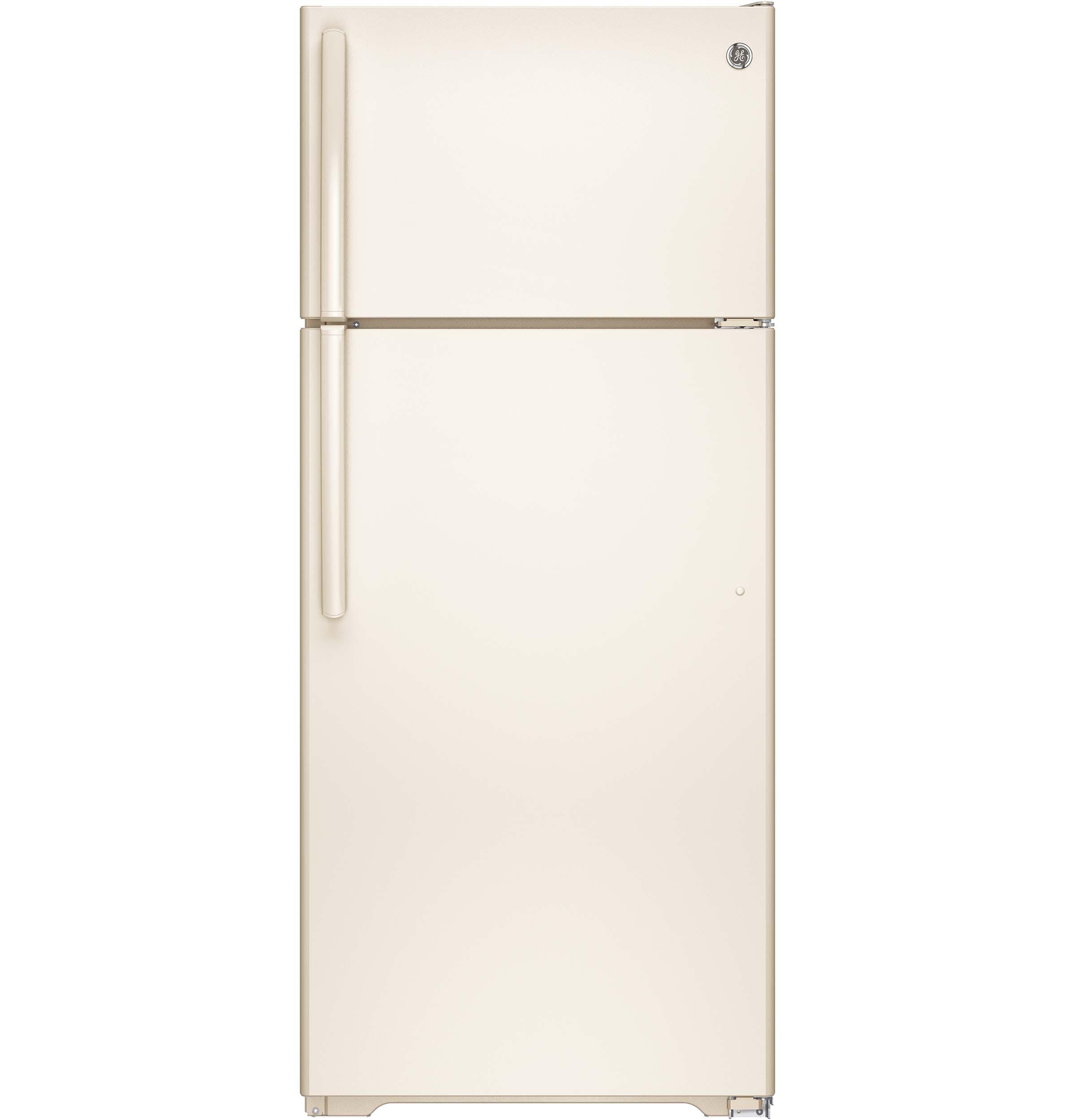 GE GE® ENERGY STAR® 17.5 Cu. Ft. Top-Freezer Refrigerator
