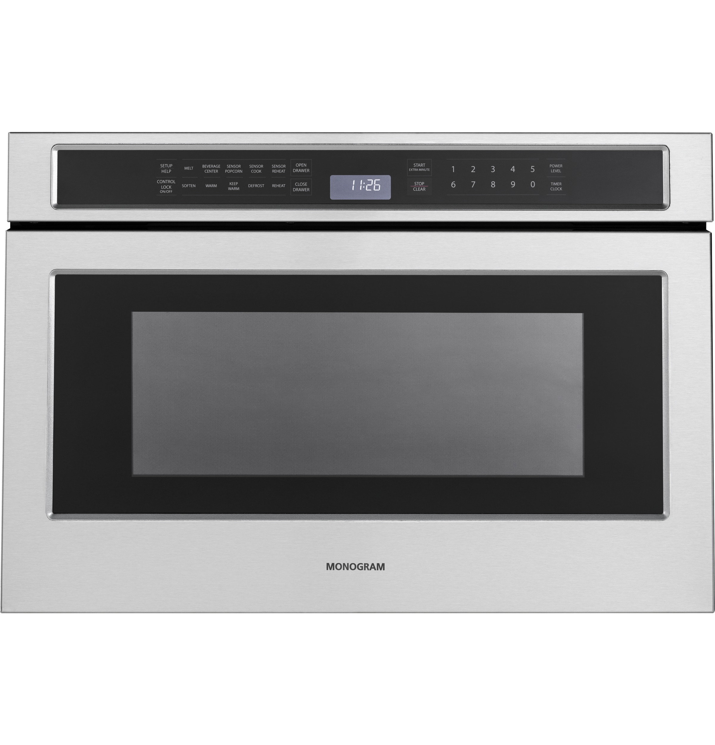 Monogram Monogram 1.2 Cu. Ft. Drawer Microwave