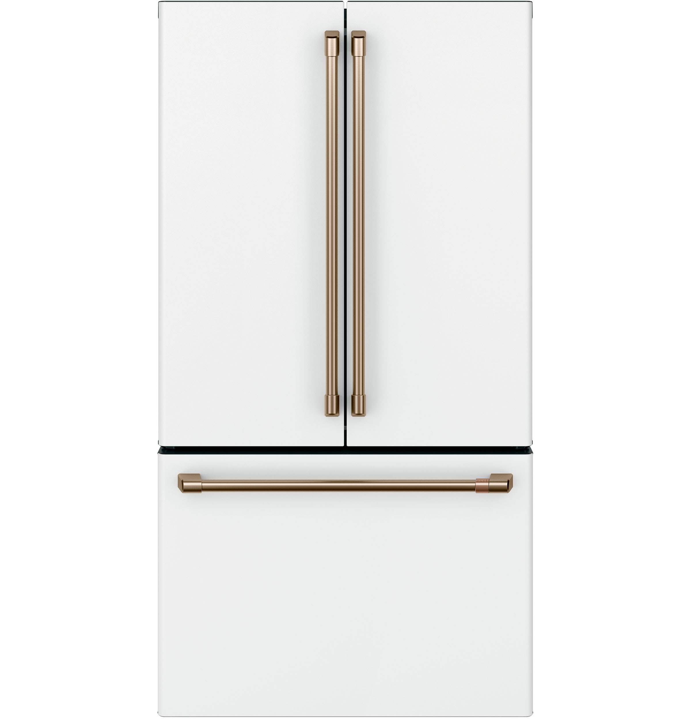 Cafe Café™ ENERGY STAR® 23.1 Cu. Ft. Smart Counter-Depth French-Door Refrigerator