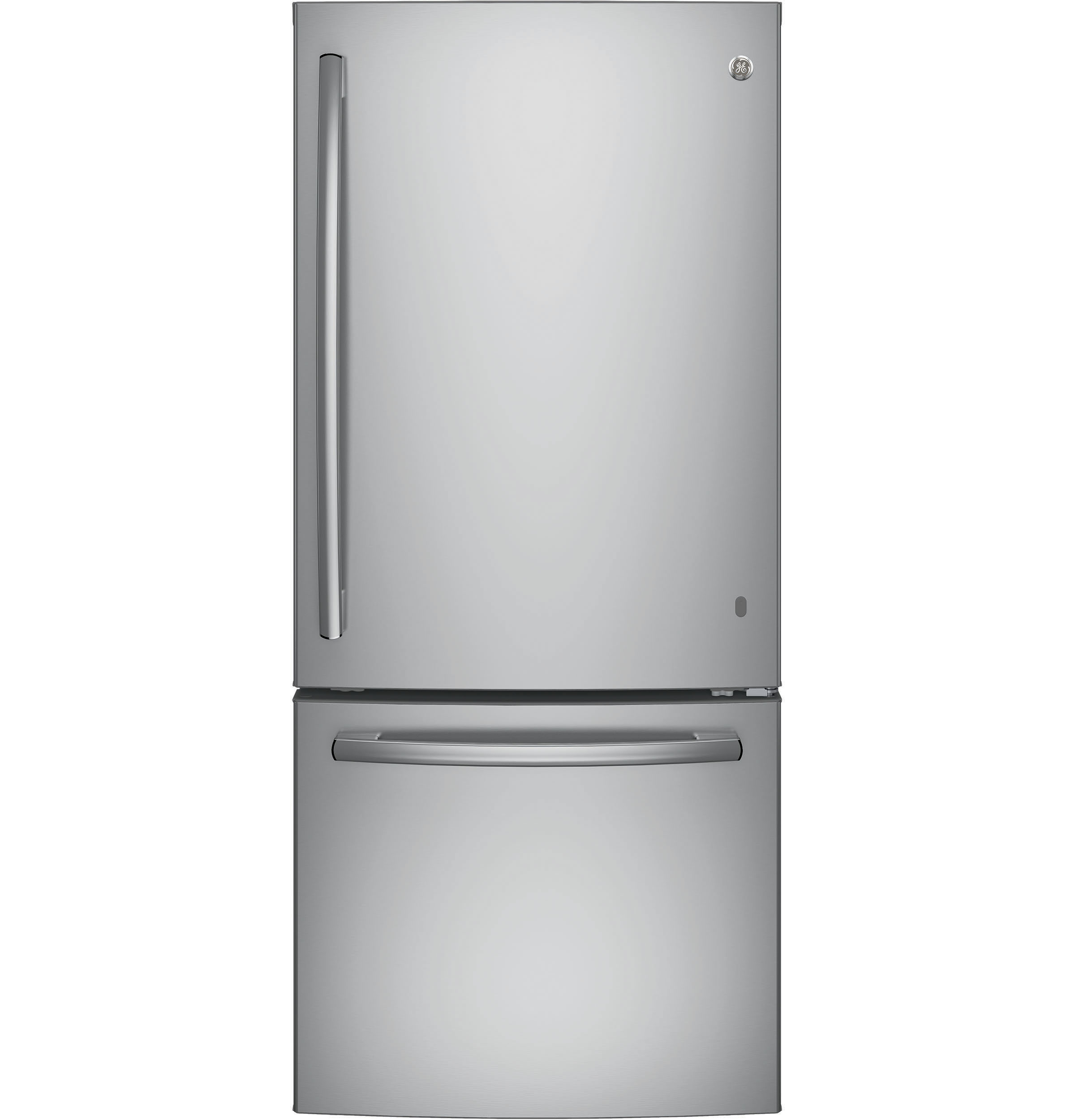 GE GE® ENERGY STAR® 21.0 Cu. Ft. Bottom-Freezer Refrigerator