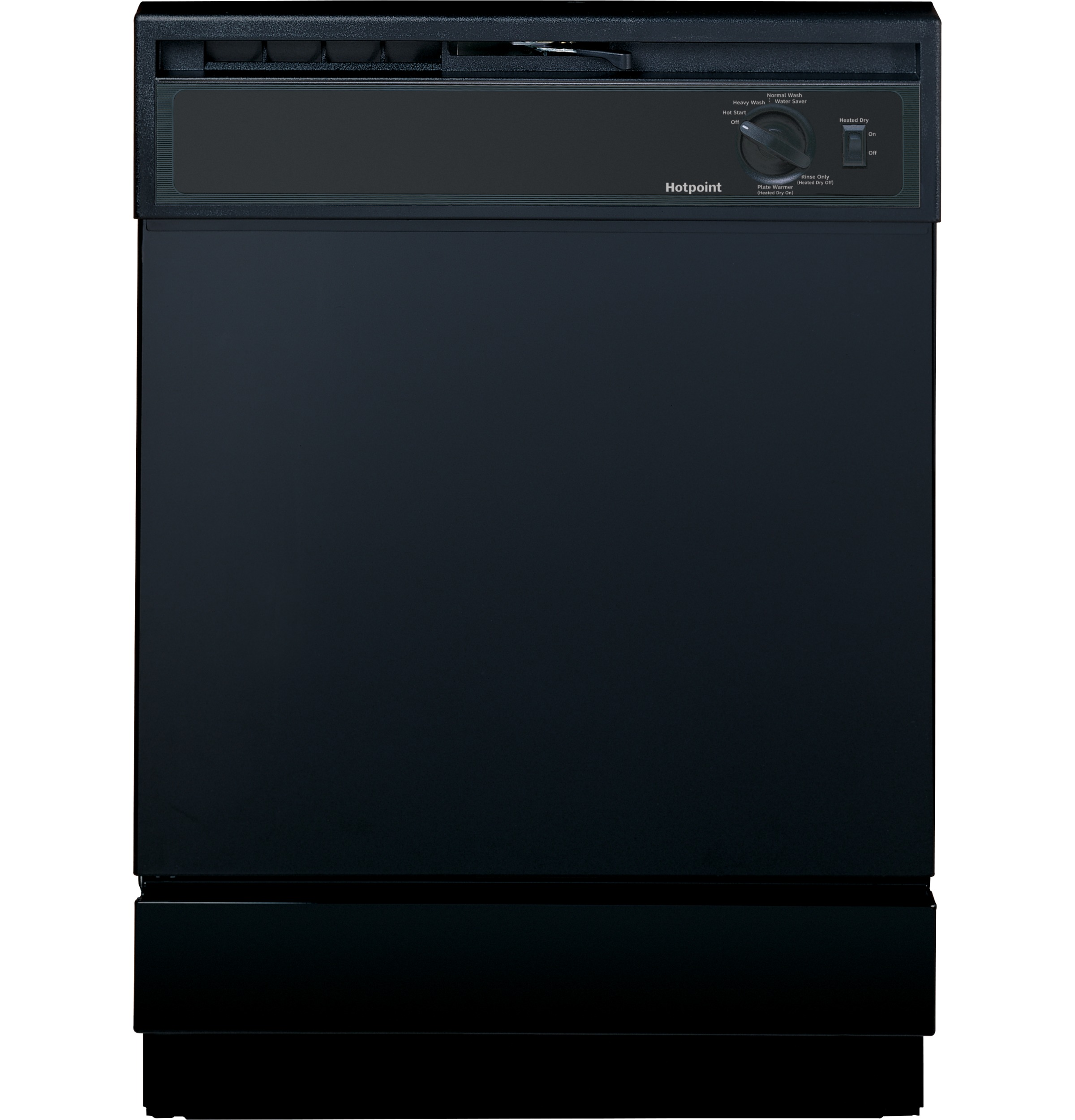 Model: HDA2100HBB | Hotpoint Hotpoint® Built-In Dishwasher