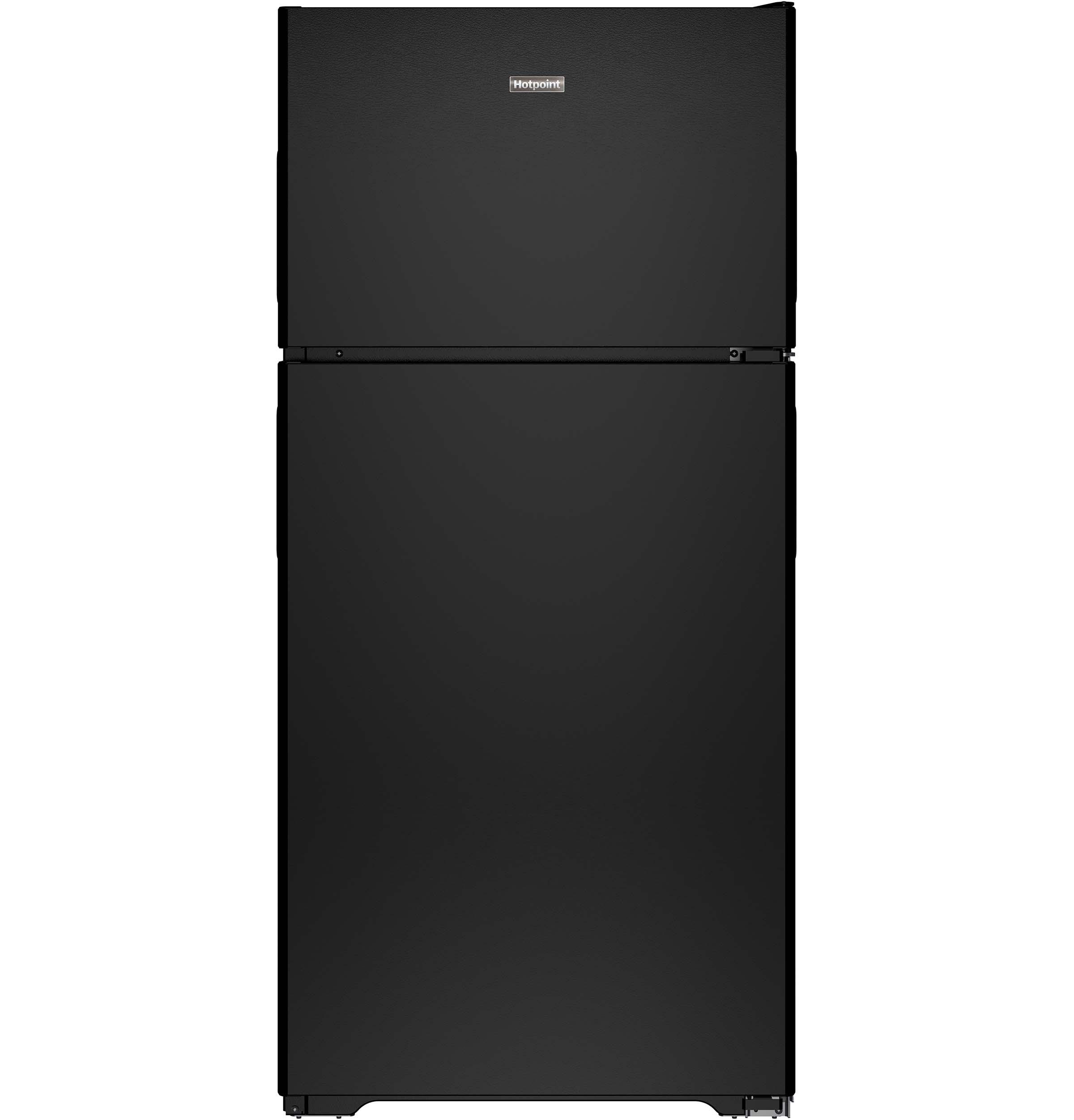 Hotpoint Hotpoint® 14.6 Cu. Ft. Recessed Handle Top-Freezer Refrigerator