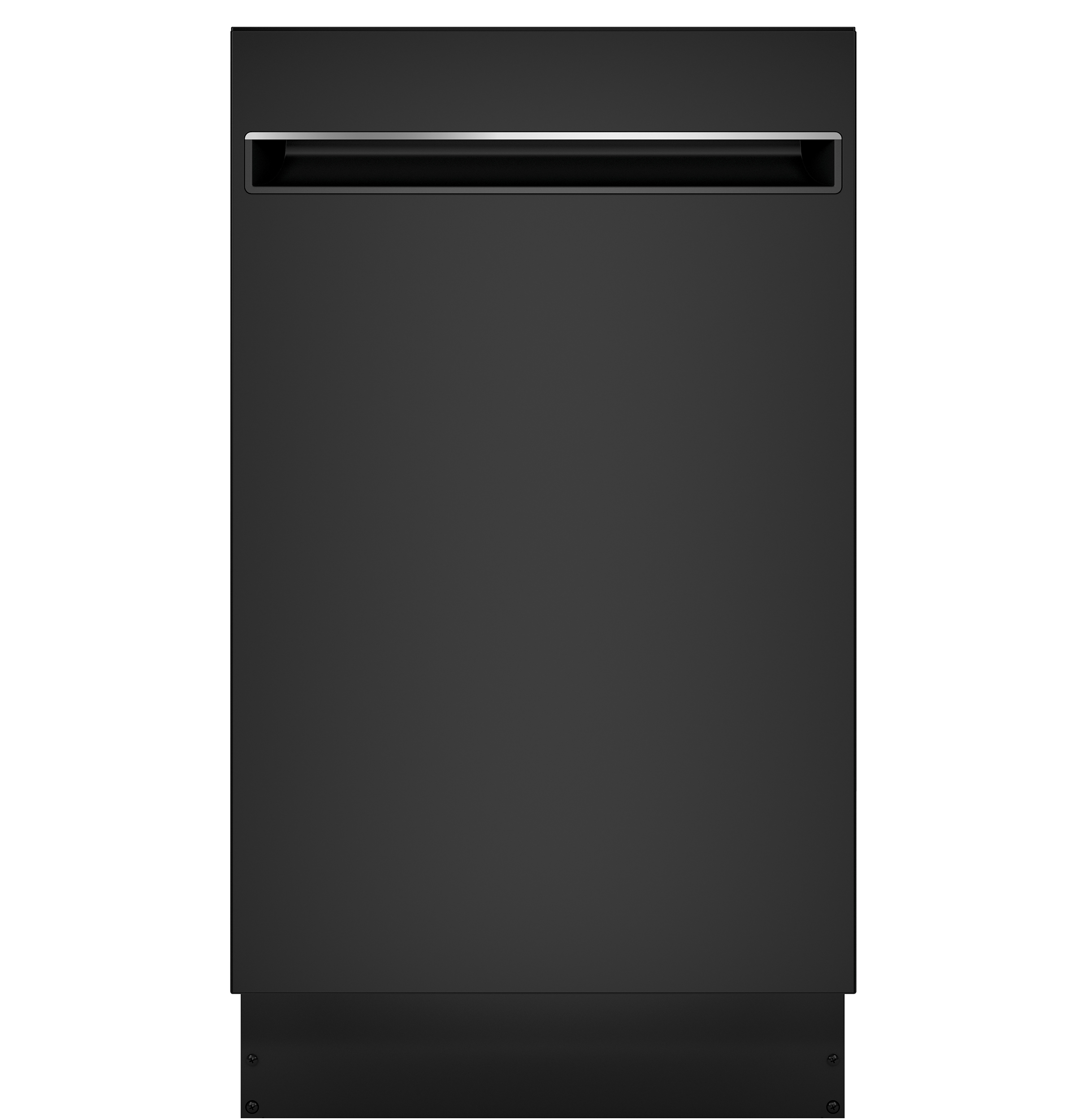 """Profile GE Profile™ 18"""" ADA Compliant Stainless Steel Interior Dishwasher with Sanitize Cycle"""