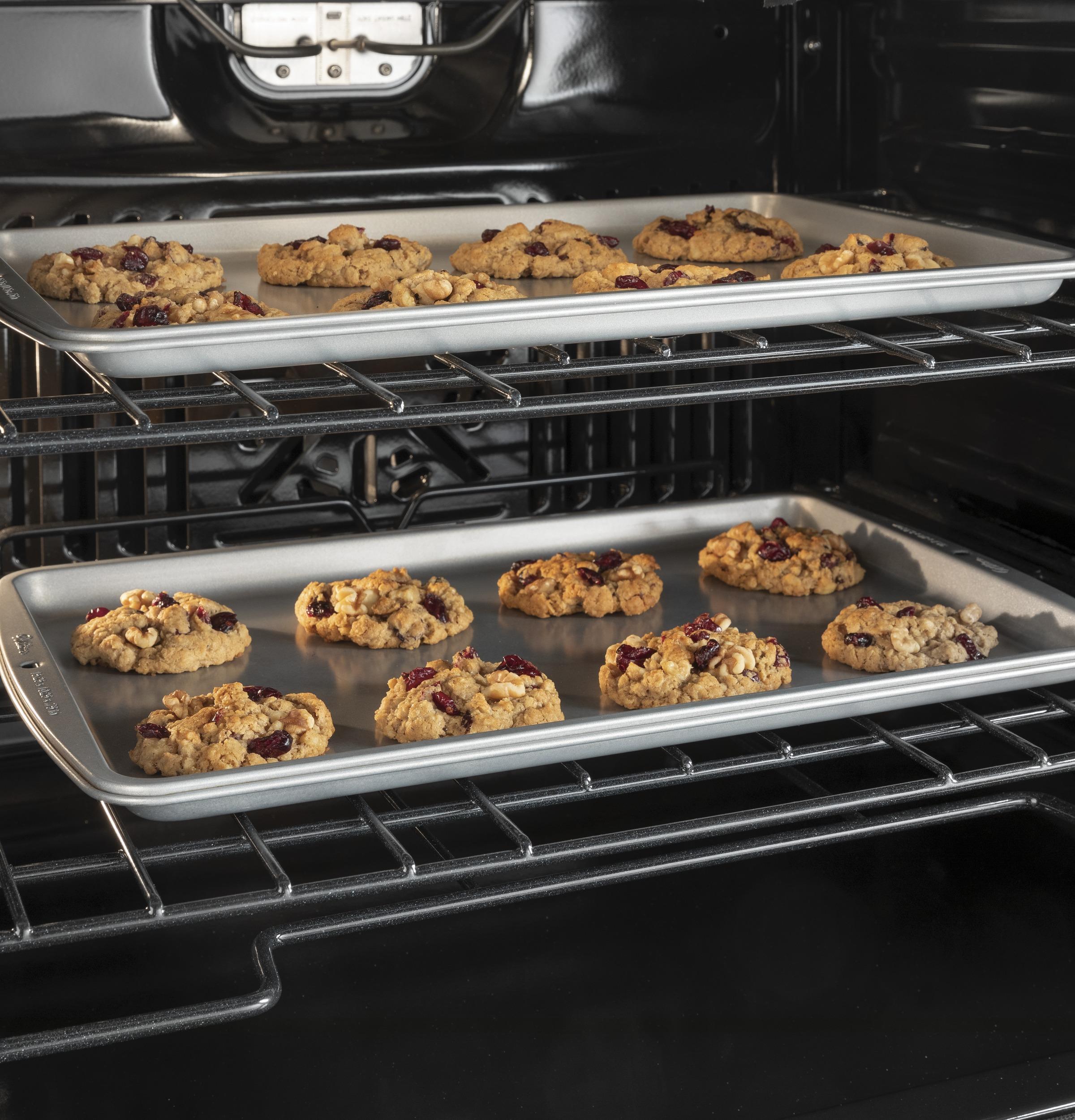 "Model: JKD5000ENES | GE GE® 27"" Smart Built-In Convection Double Wall Oven"