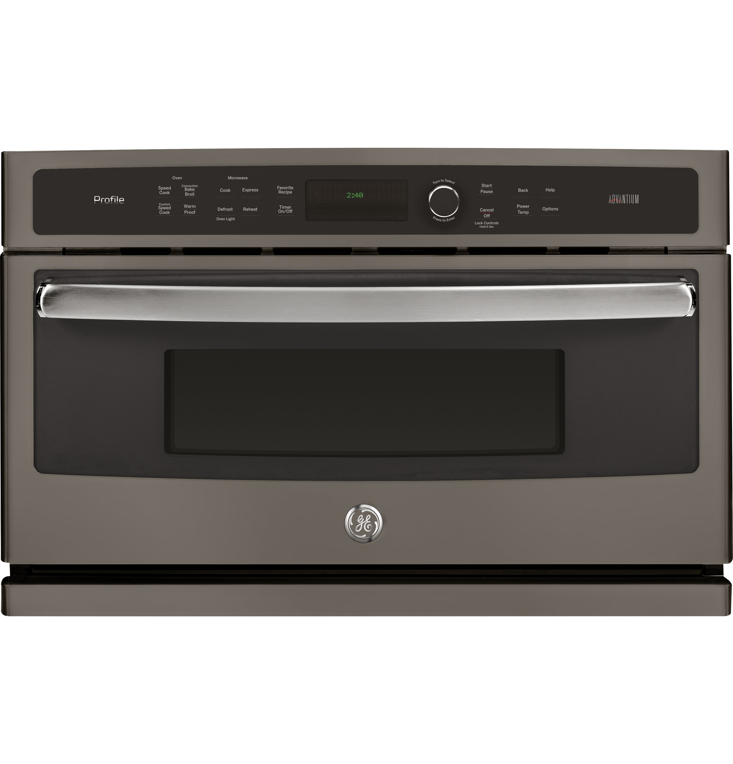 Profile GE Profile™ 30 in. Single Wall Oven with Advantium® Technology