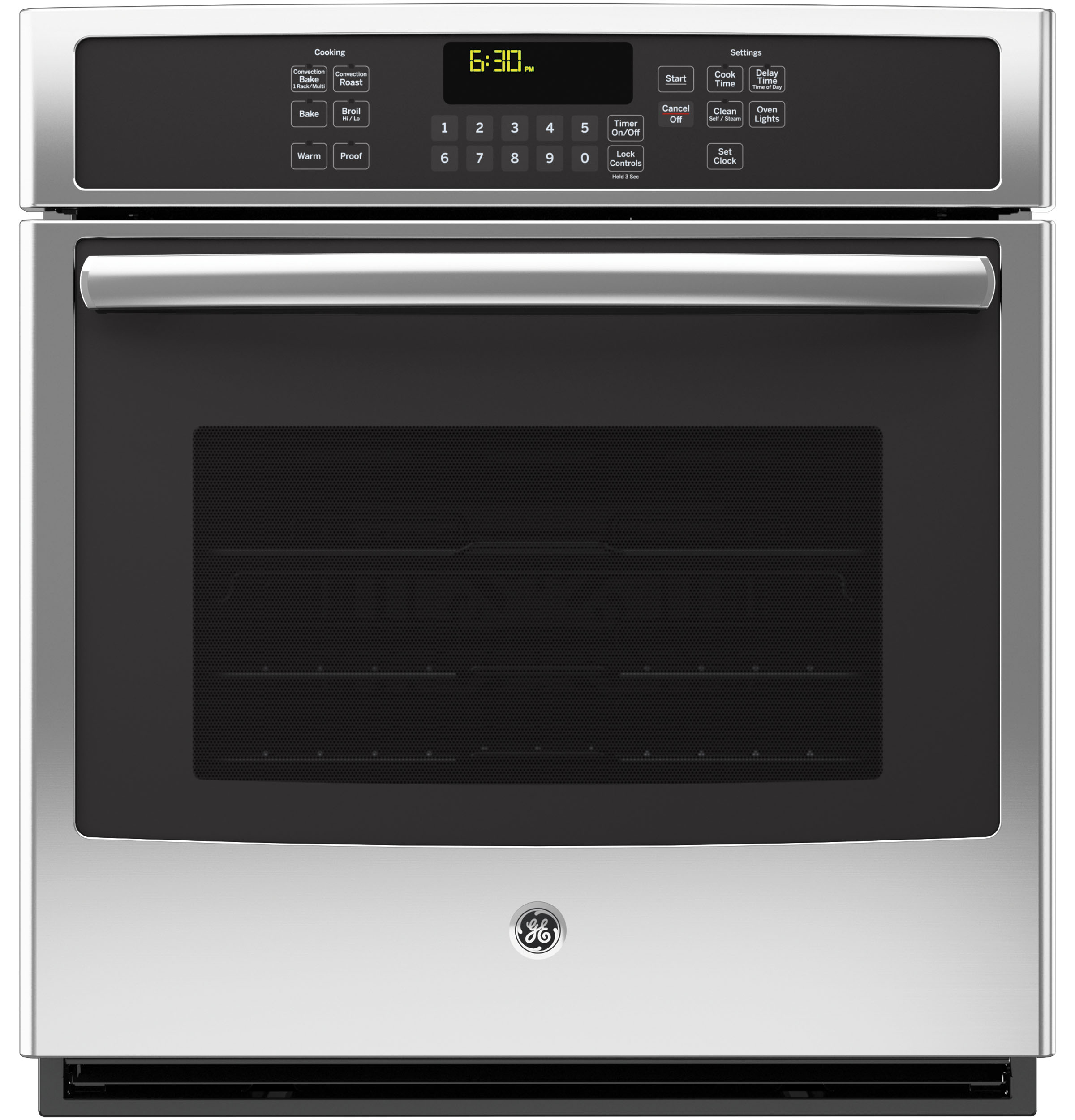 "GE GE® 27"" Built-In Single Convection Wall Oven"