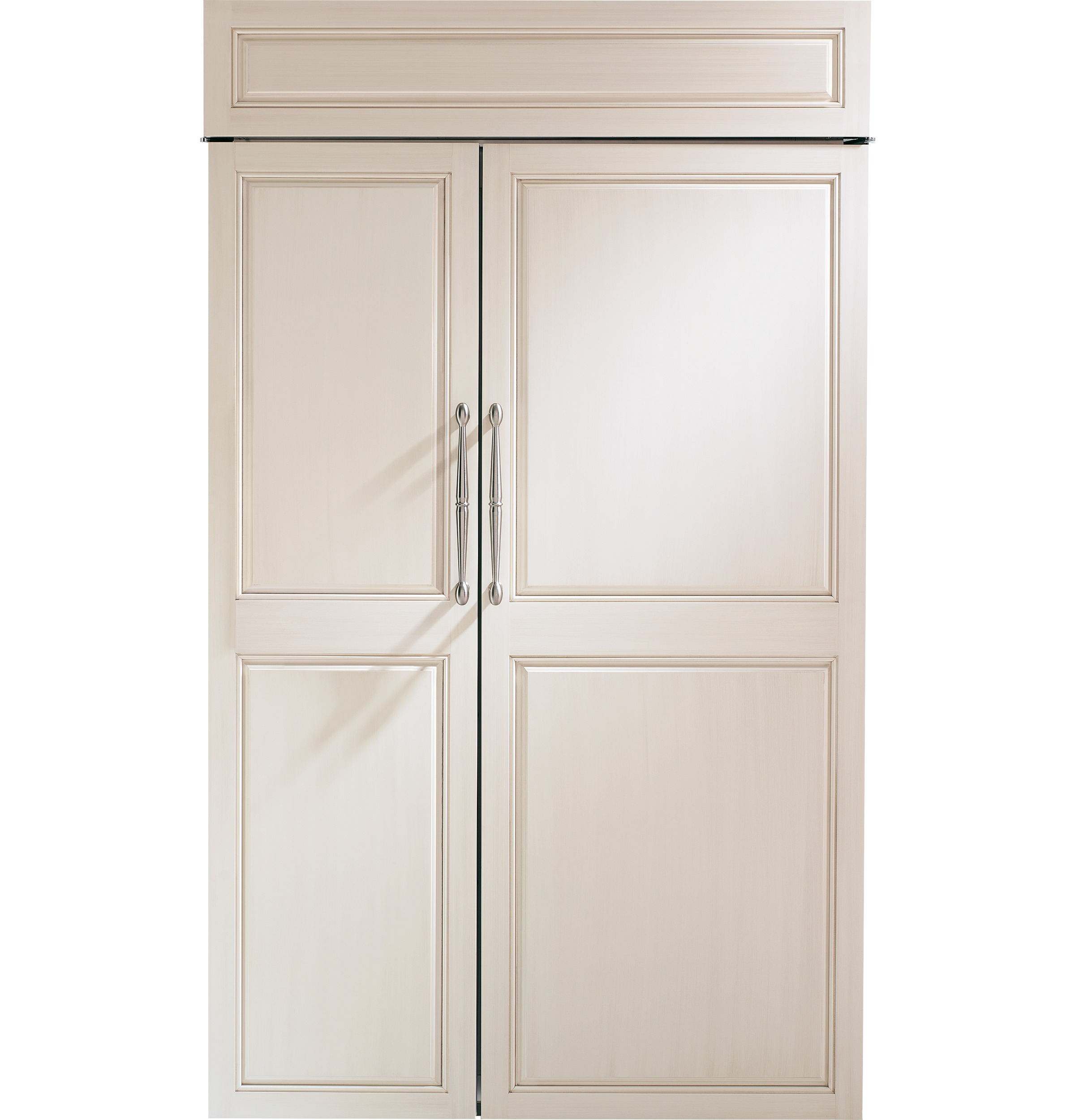 "Monogram Monogram 48"" Built-In Side-by-Side Refrigerator"