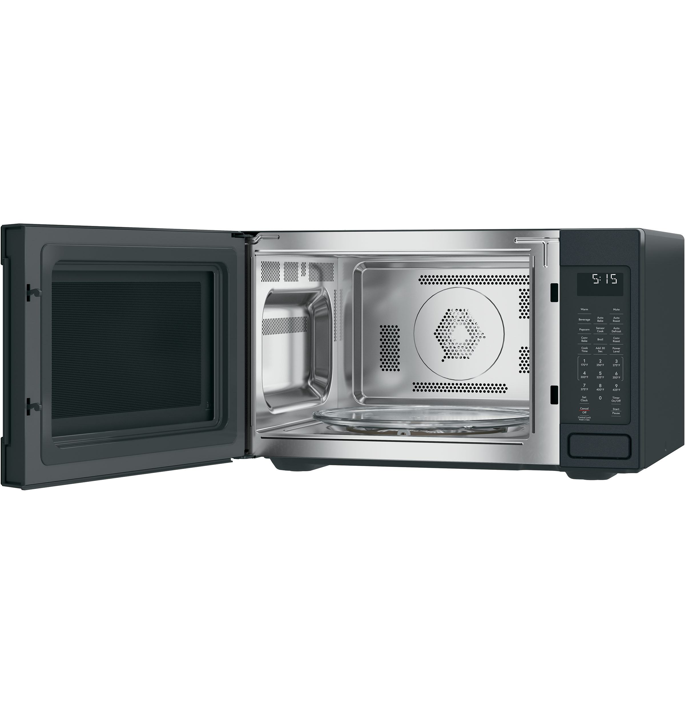 Model: CEB515P3MDS | Cafe Café™ 1.5 Cu. Ft. Smart Countertop Convection/Microwave Oven