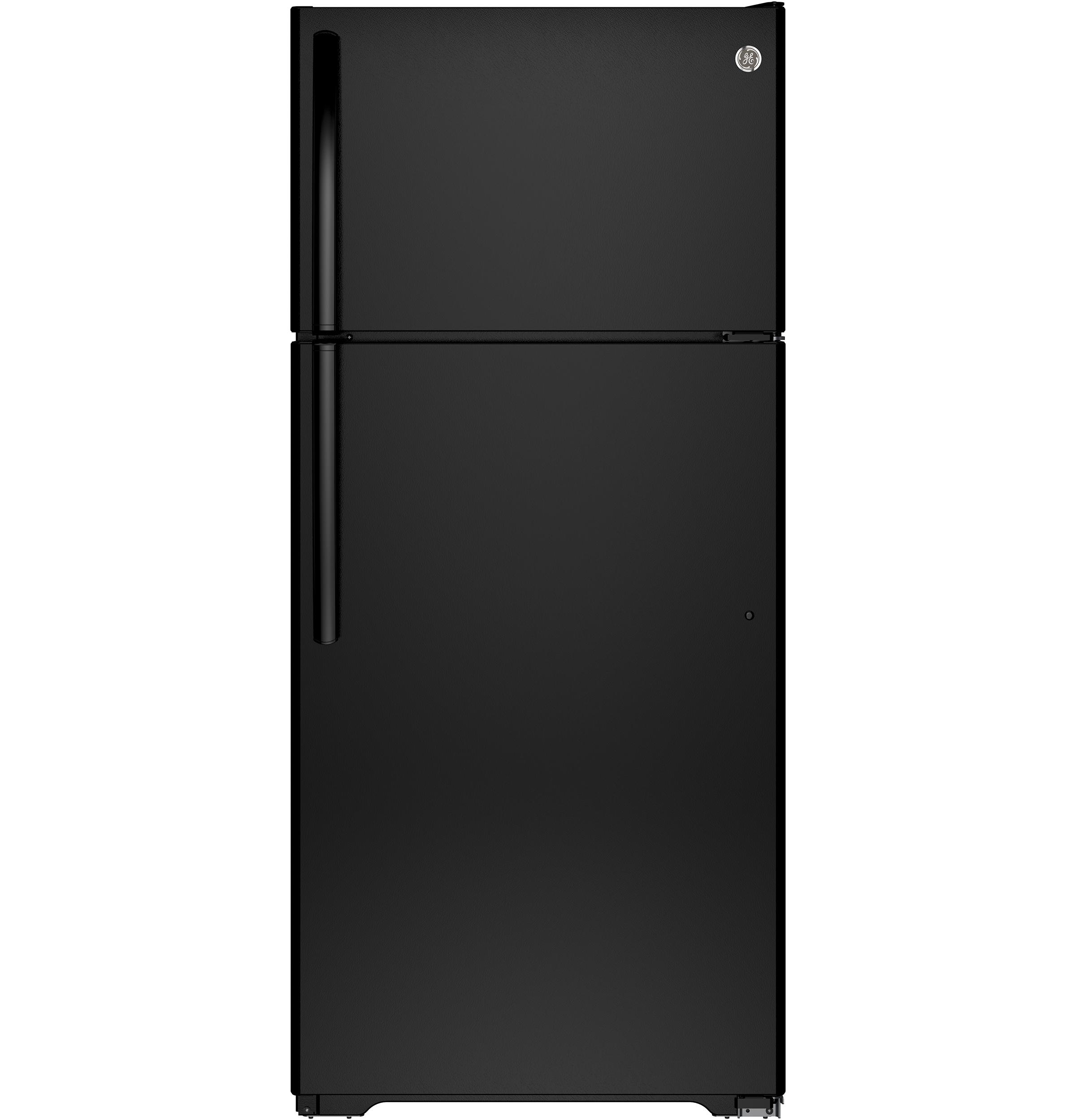 GE GE® ENERGY STAR® 15.5 Cu. Ft. Top-Freezer Refrigerator
