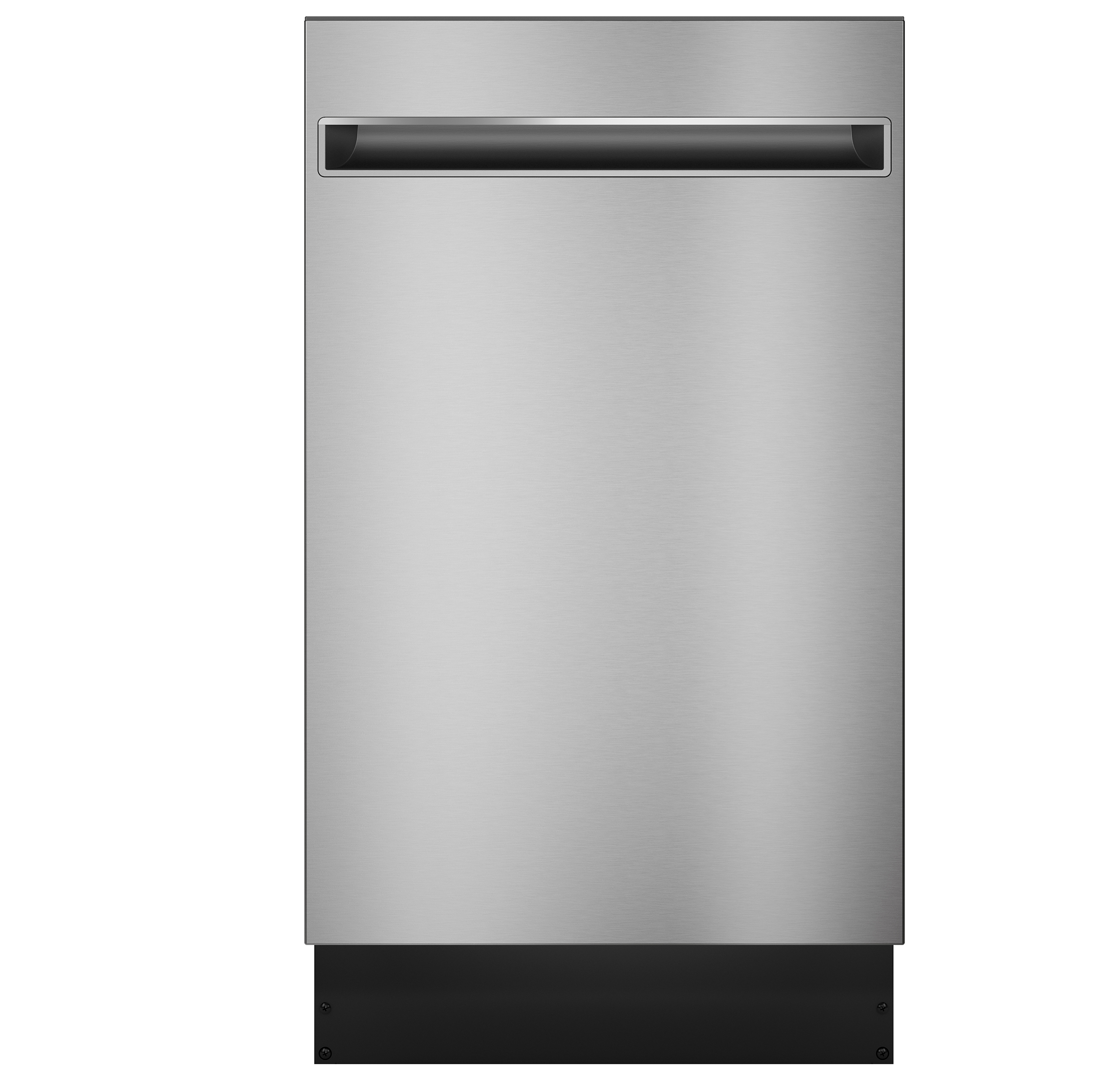"Haier Haier 18"" Stainless Steel Interior Dishwasher with Sanitize Cycle"