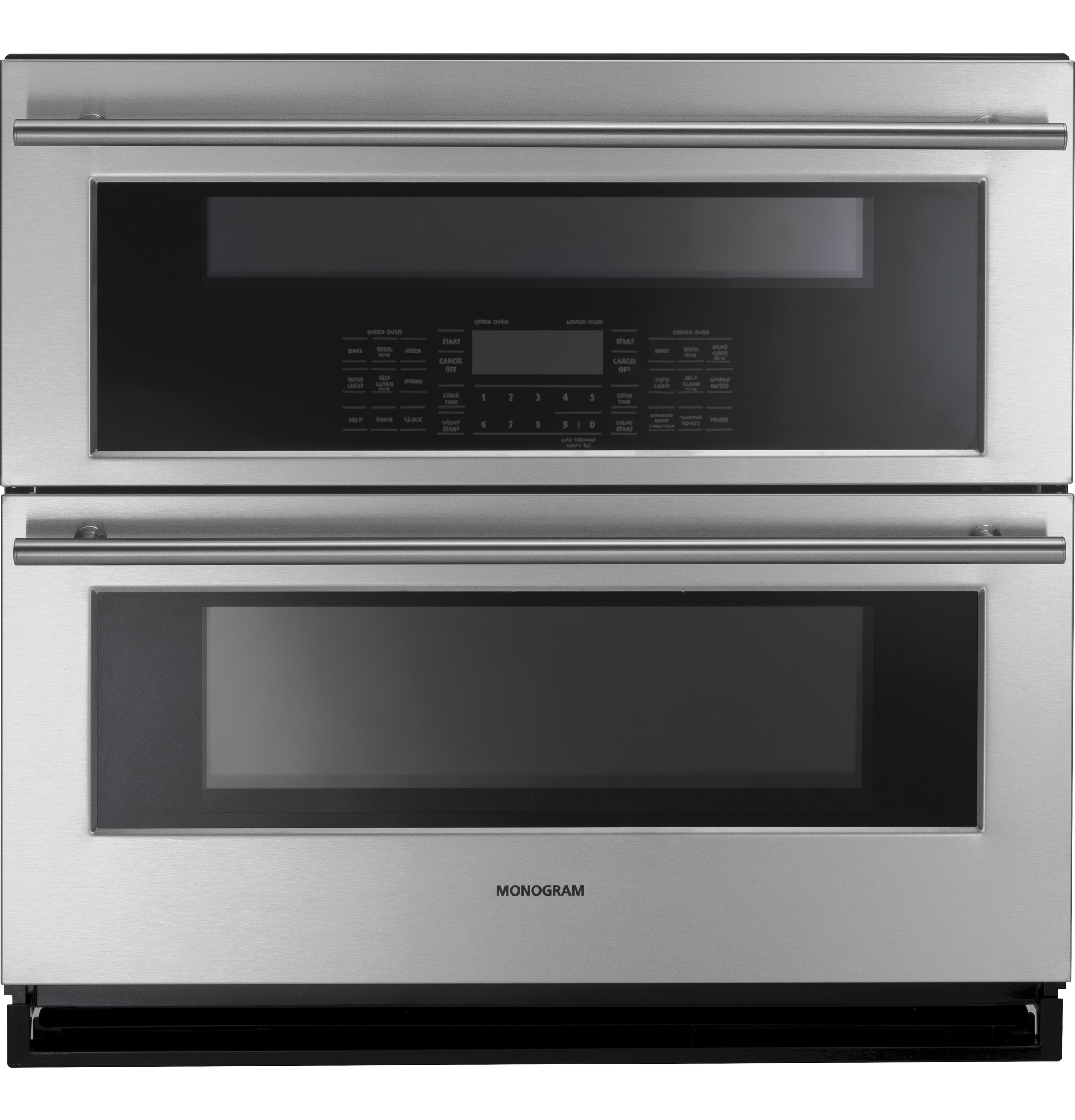 """Monogram Monogram 30"""" Built-In Single/Double Convection Wall Oven"""