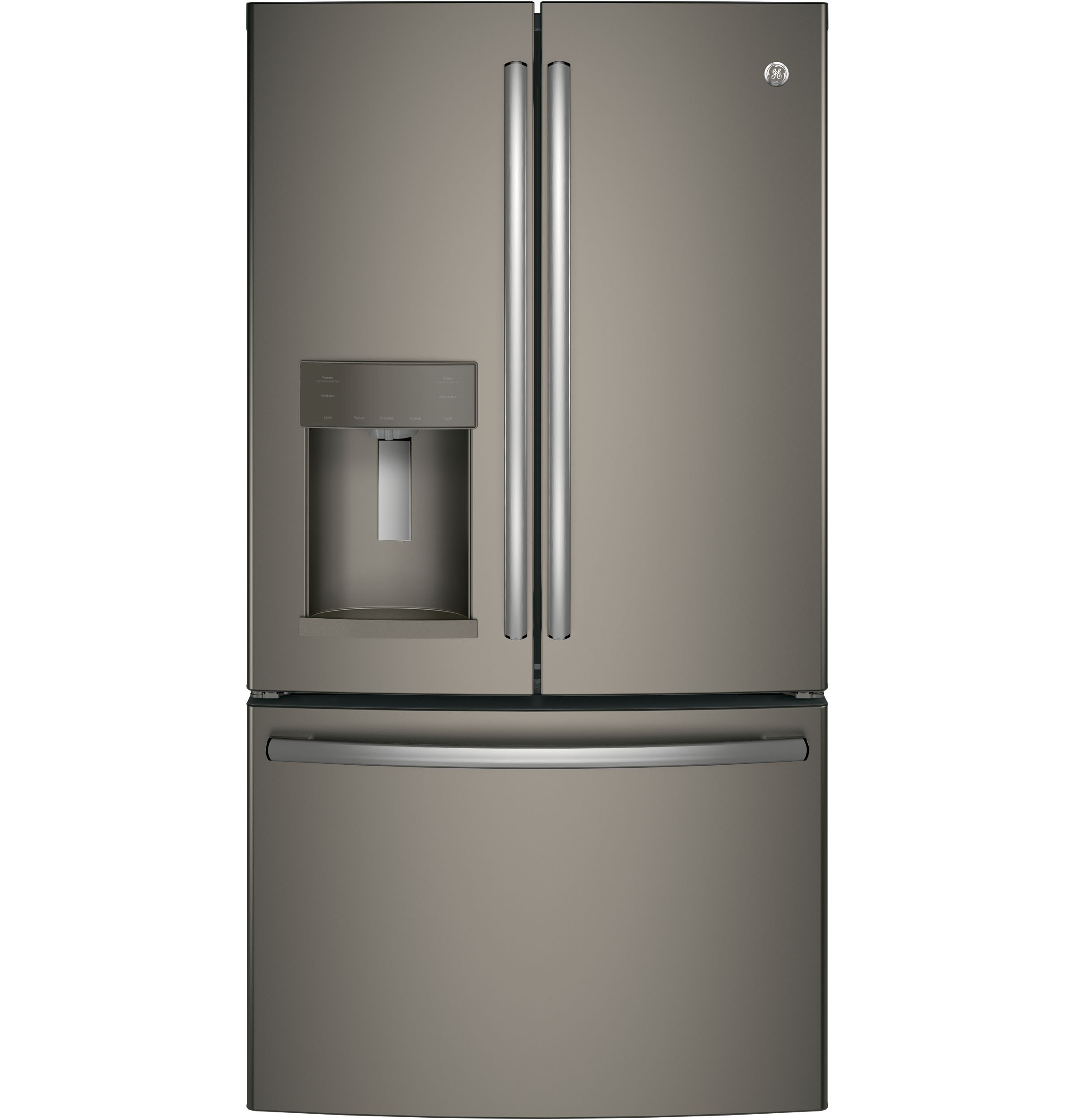 GE GE® ENERGY STAR® 22.2 Cu. Ft. Counter-Depth French-Door Refrigerator