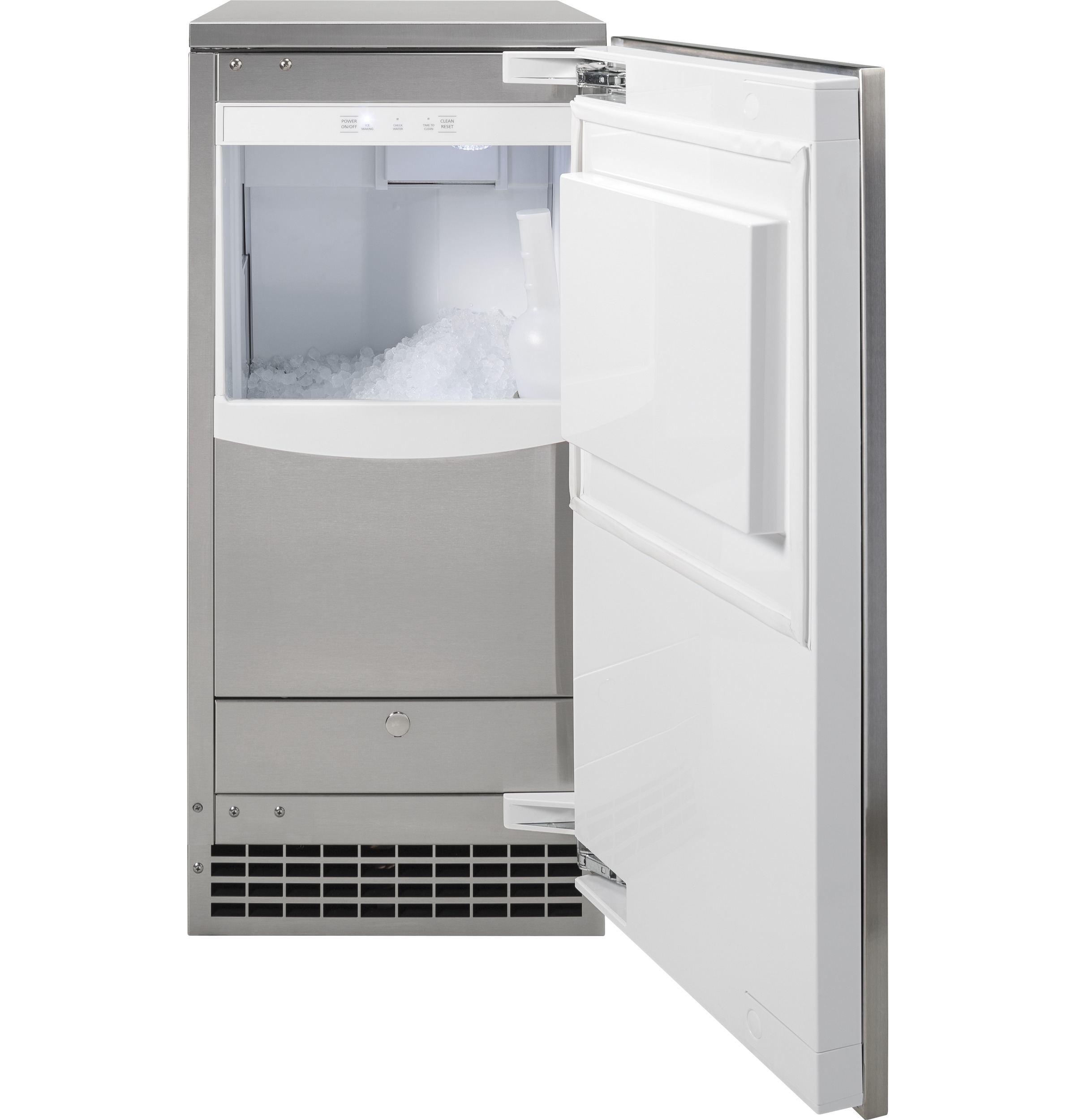 Profile Ice Maker 15-Inch - Nugget Ice