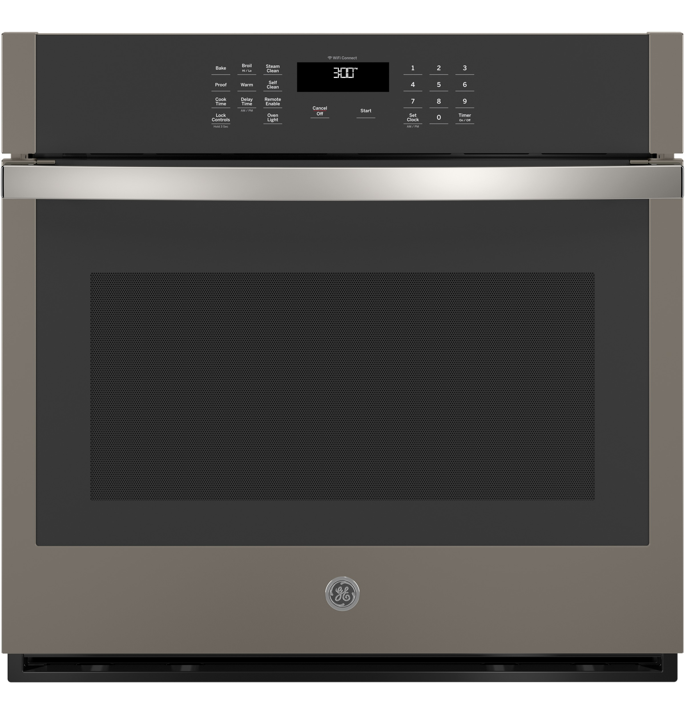 "GE GE® 30"" Smart Built-In Self-Clean Single Wall Oven with Never-Scrub Racks"
