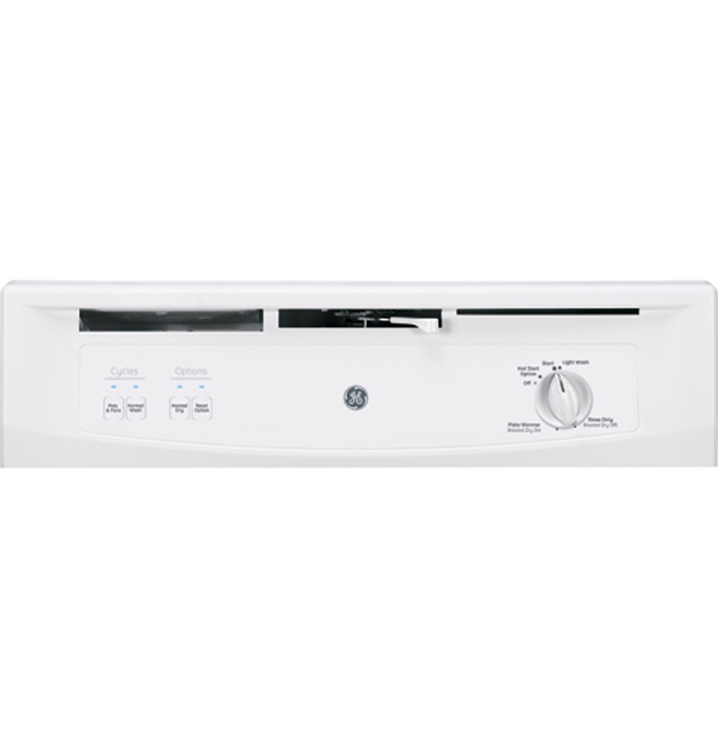 Model: GSM2200VWW | GE GE Spacemaker® Under-the-Sink Dishwasher