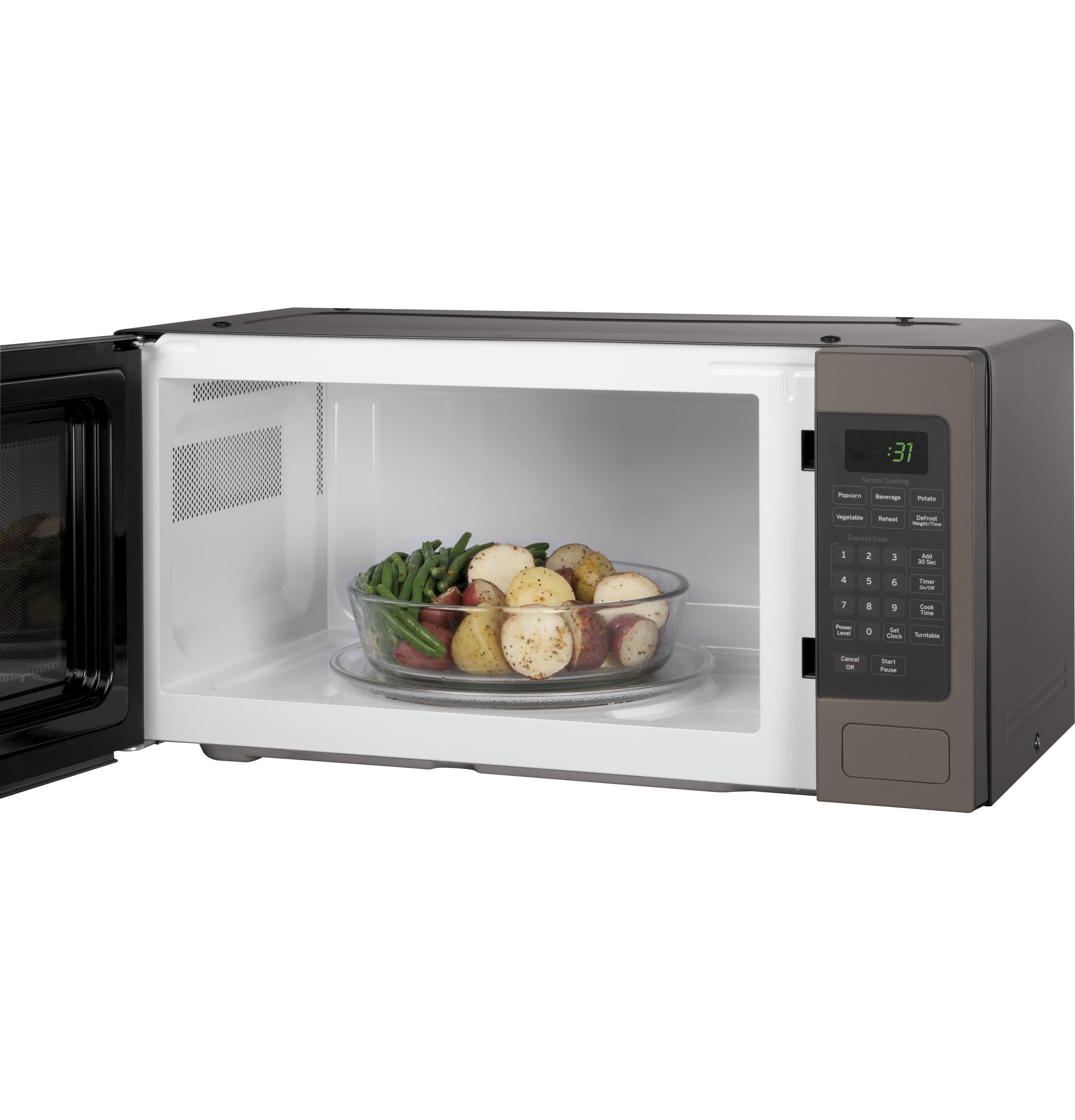 Model: PEM31EFES   GE Profile™ Series 1.1 Cu. Ft. Countertop Microwave Oven