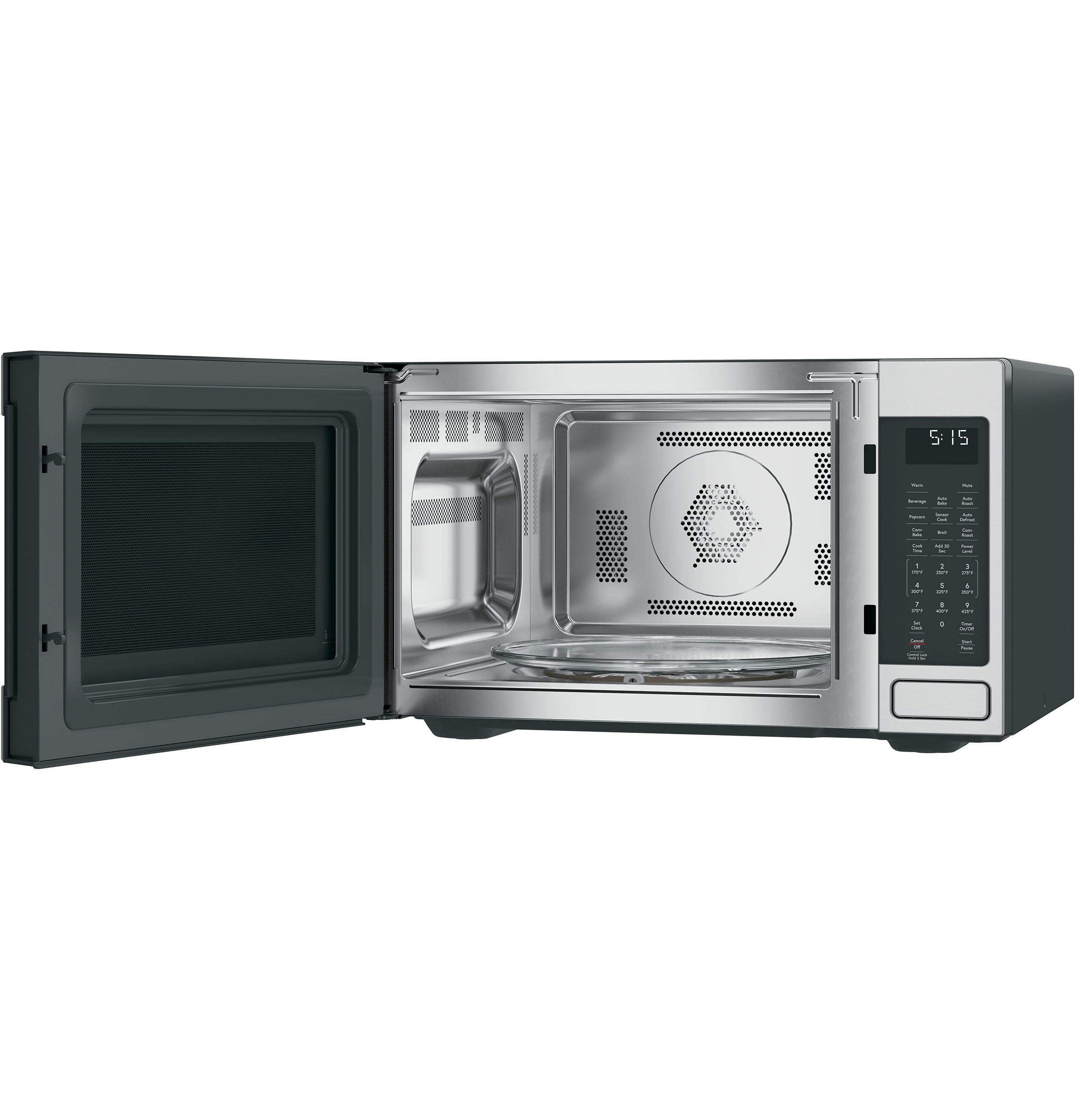 Model: CEB515P2NSS | Cafe Café™ 1.5 Cu. Ft. Smart Countertop Convection/Microwave Oven
