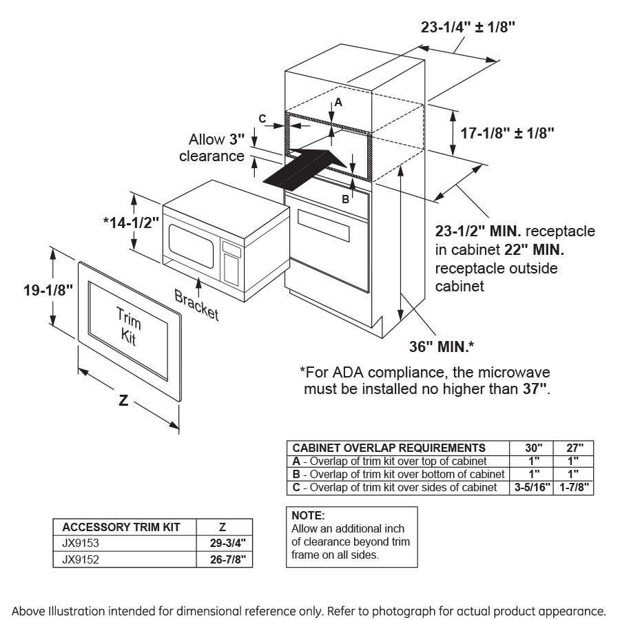 Model: CEB515P2NSS | Café™ 1.5 Cu. Ft. Countertop Convection/Smart Microwave Oven
