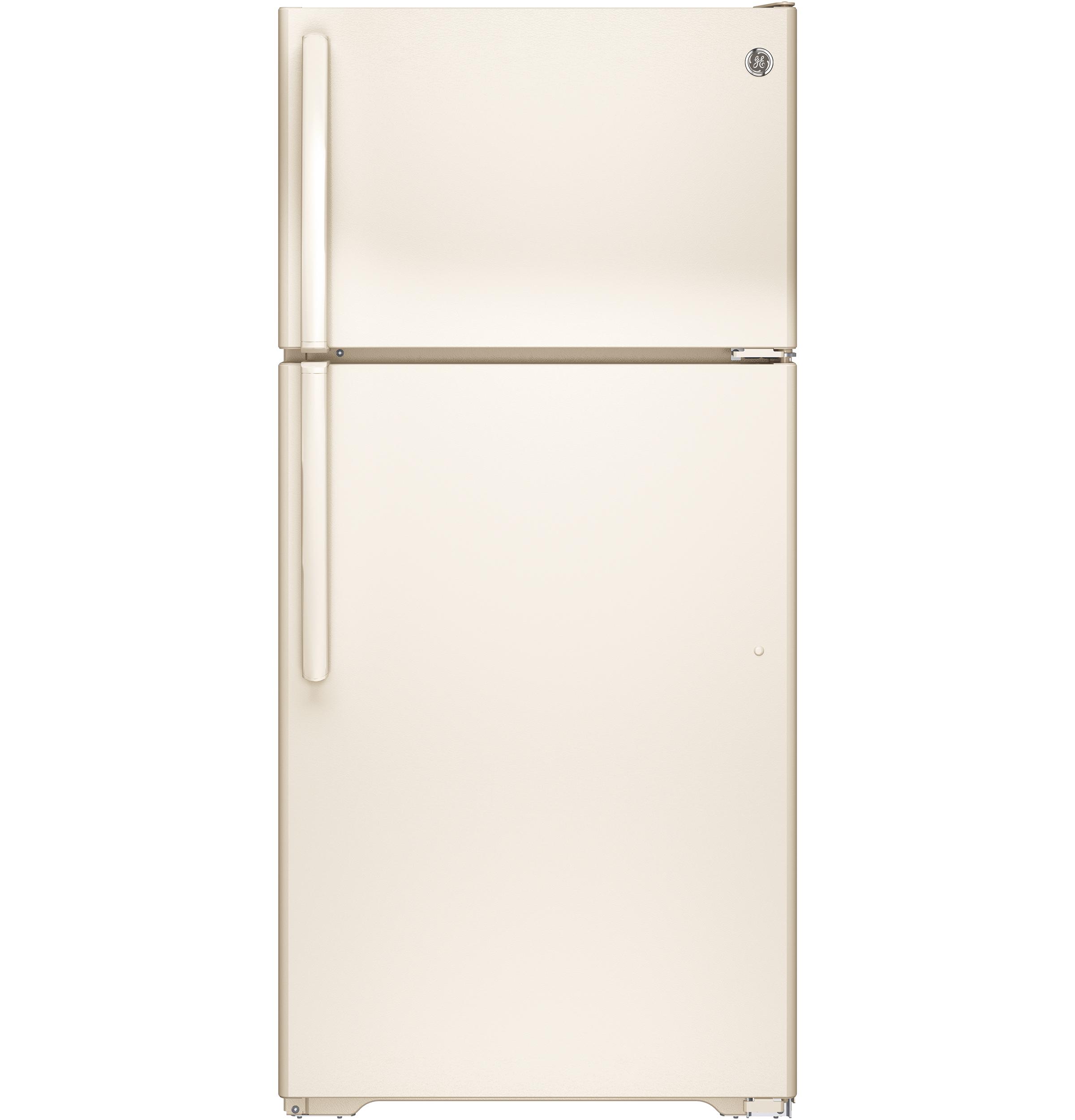 GE GE® ENERGY STAR® 14.6 Cu. Ft. Top-Freezer Refrigerator