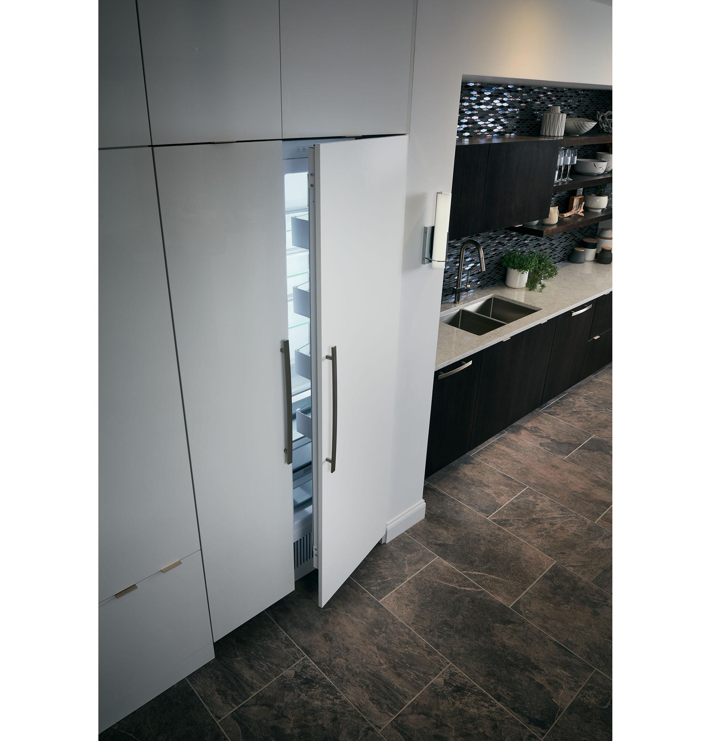 "Model: ZIF180NPKII | Monogram Monogram 18"" Smart Integrated Column Freezer"