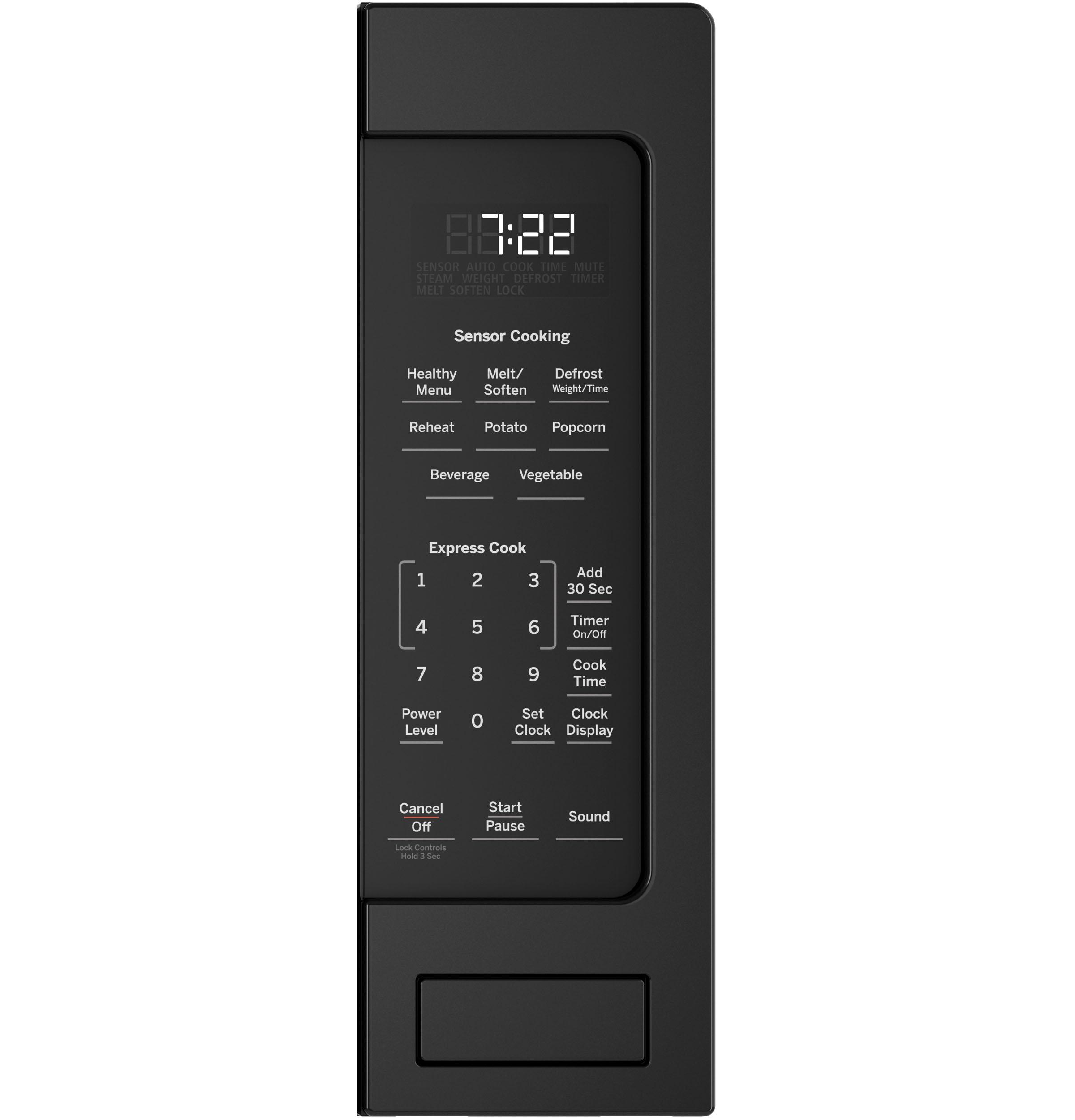 Model: PES7227DLBB | GE Profile™ Series 2.2 Cu. Ft. Countertop Sensor Microwave Oven