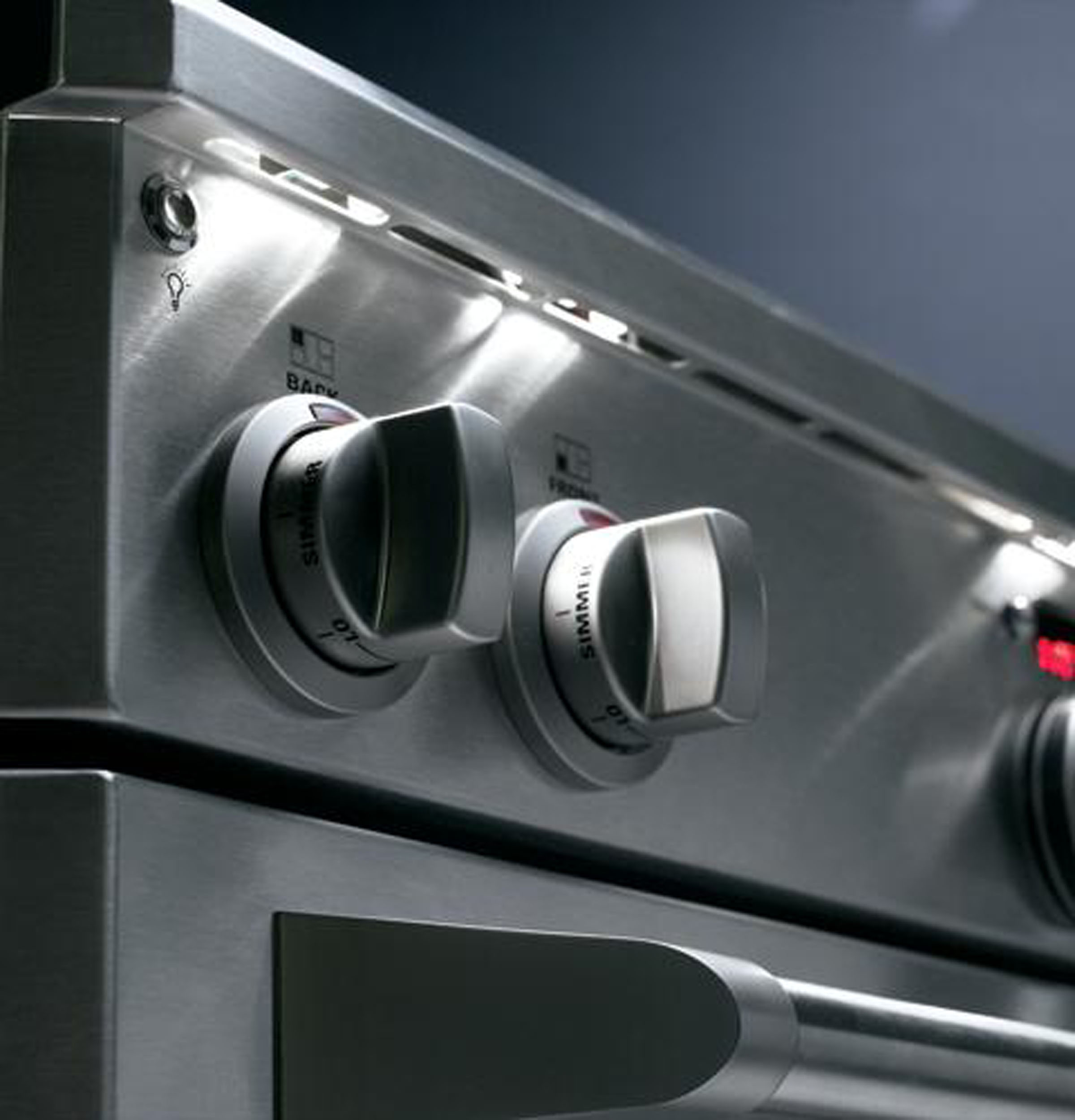 "Model: ZDP304NPSS | Monogram Monogram 30"" Dual-Fuel Professional Range with 4 Burners (Natural Gas)"