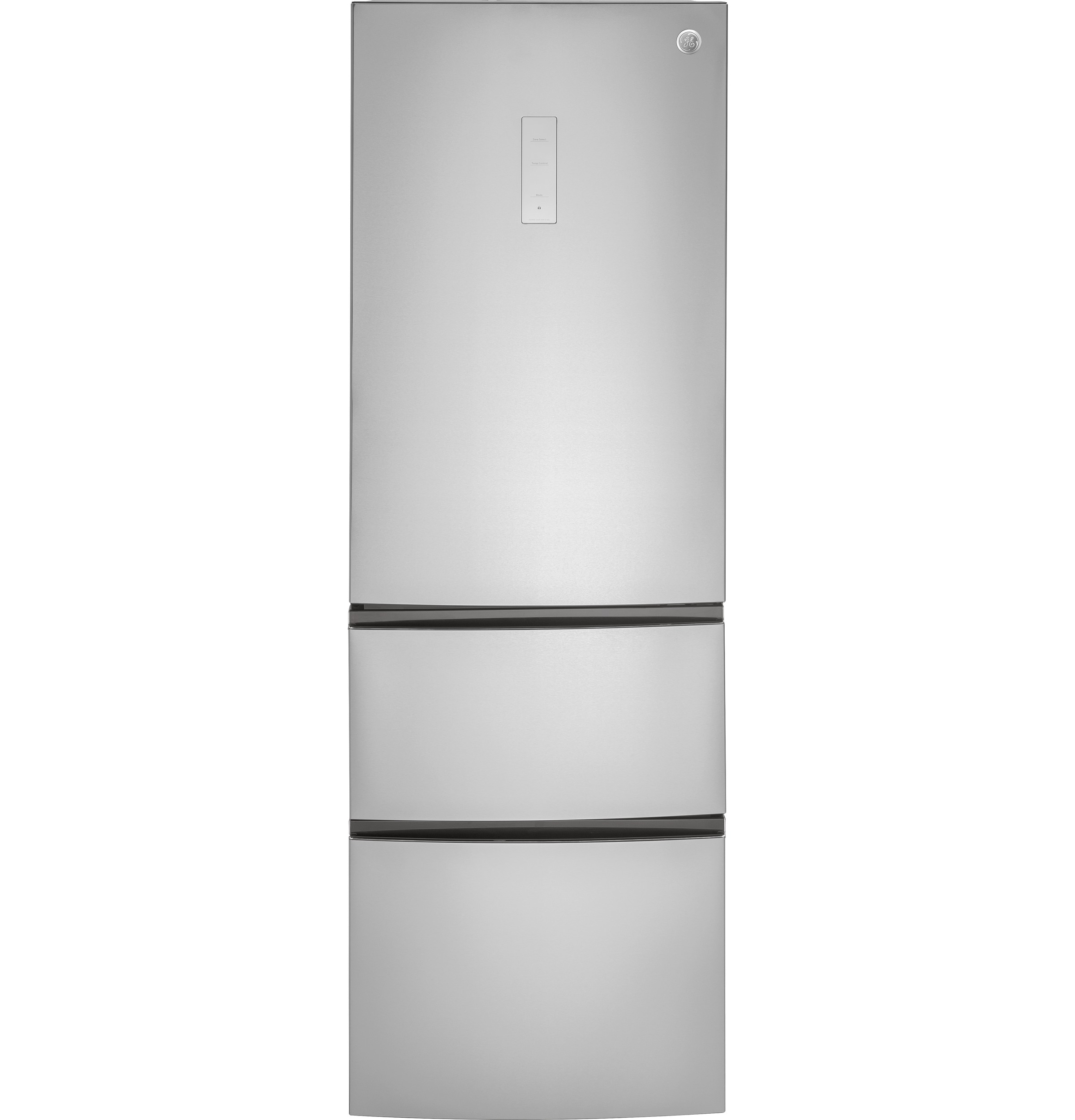 GE GE® 11.9 Cu. Ft. Bottom-Freezer Refrigerator