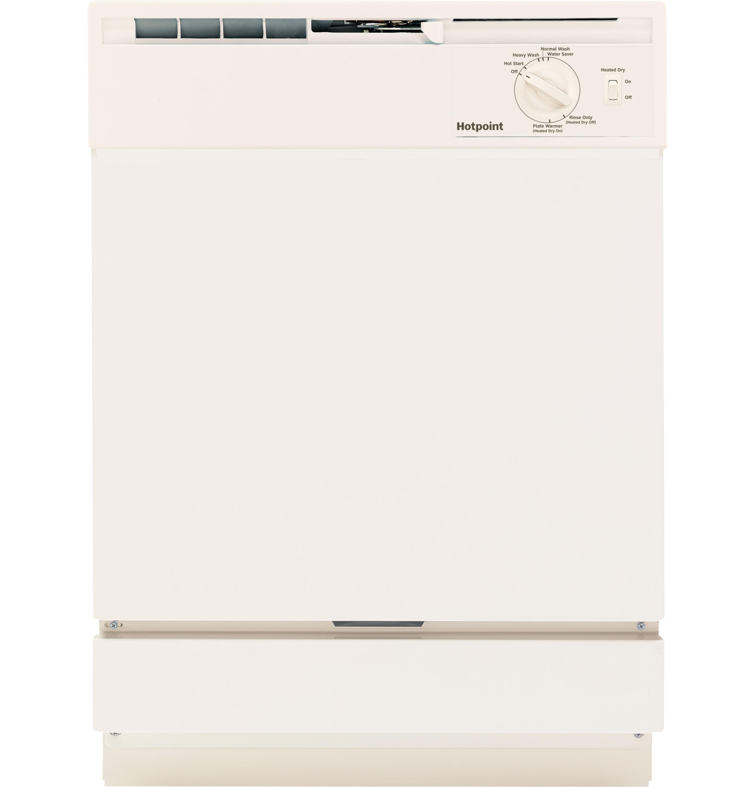 Model: HDA2100HCC | Hotpoint Hotpoint® Built-In Dishwasher