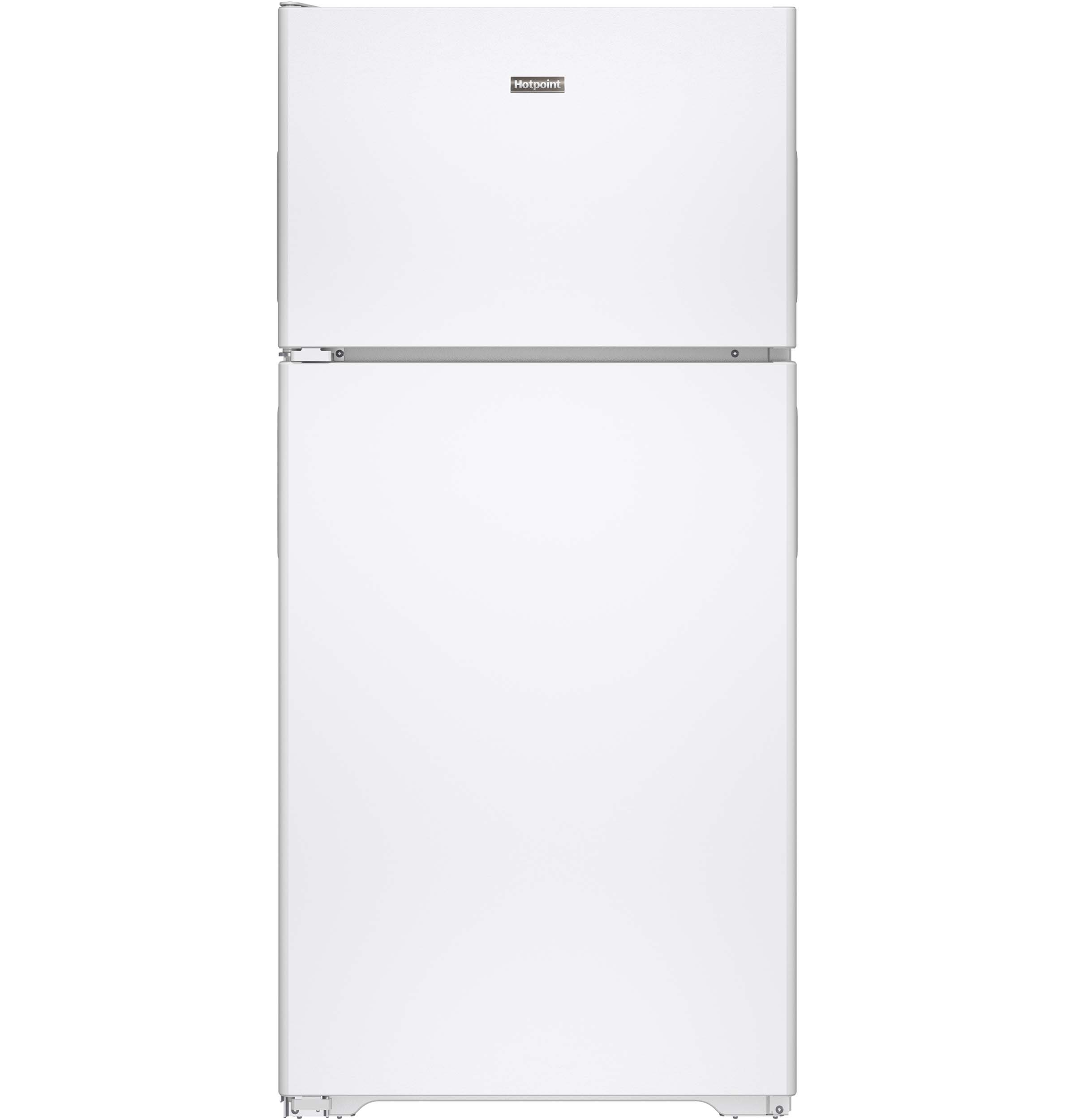 Hotpoint Hotpoint® 14.6 Cu. Ft. Recessed Handle Top-Freezer Refrigerator