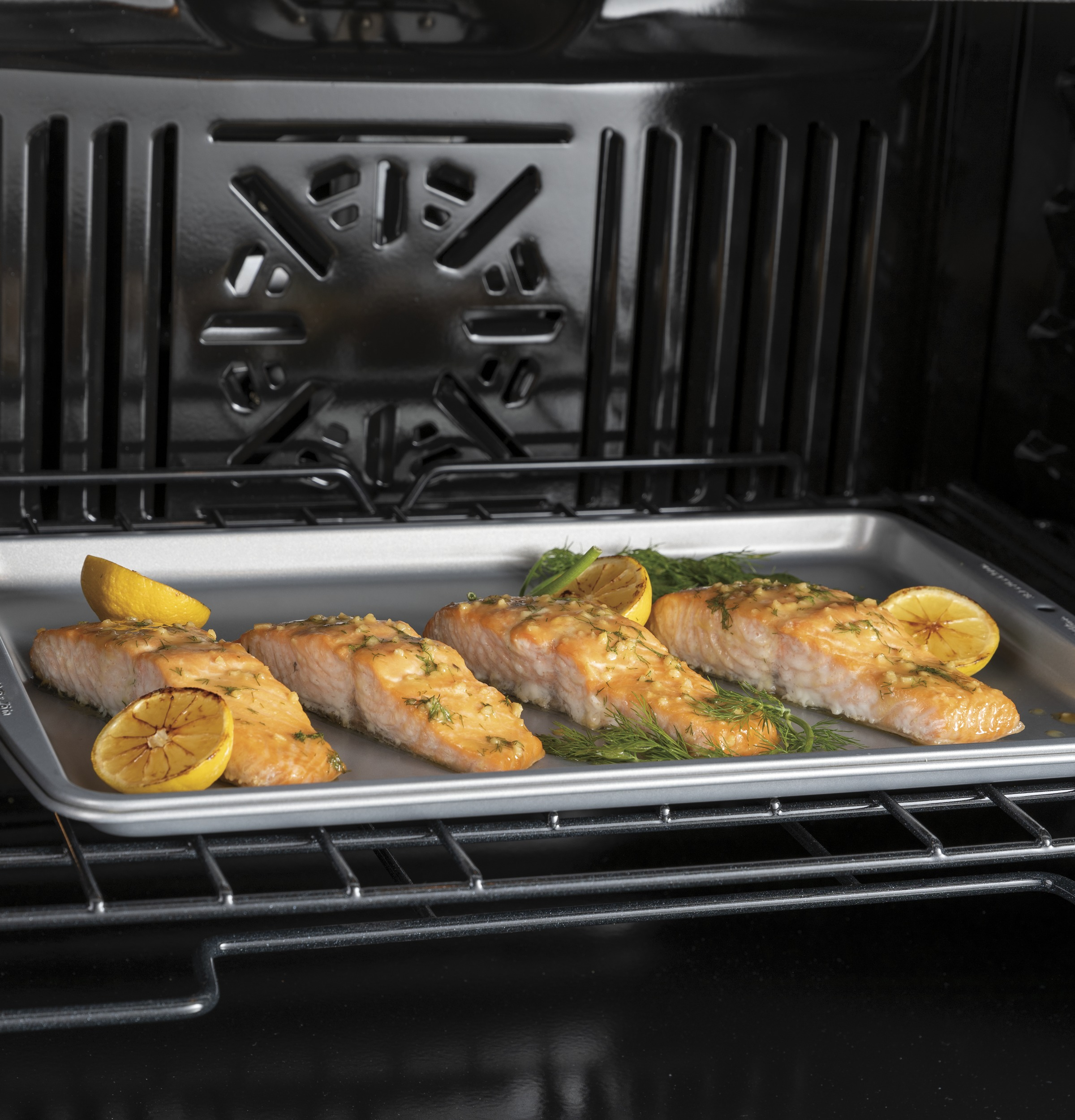 "Model: JTD5000SNSS | GE GE® 30"" Smart Built-In Convection Double Wall Oven"