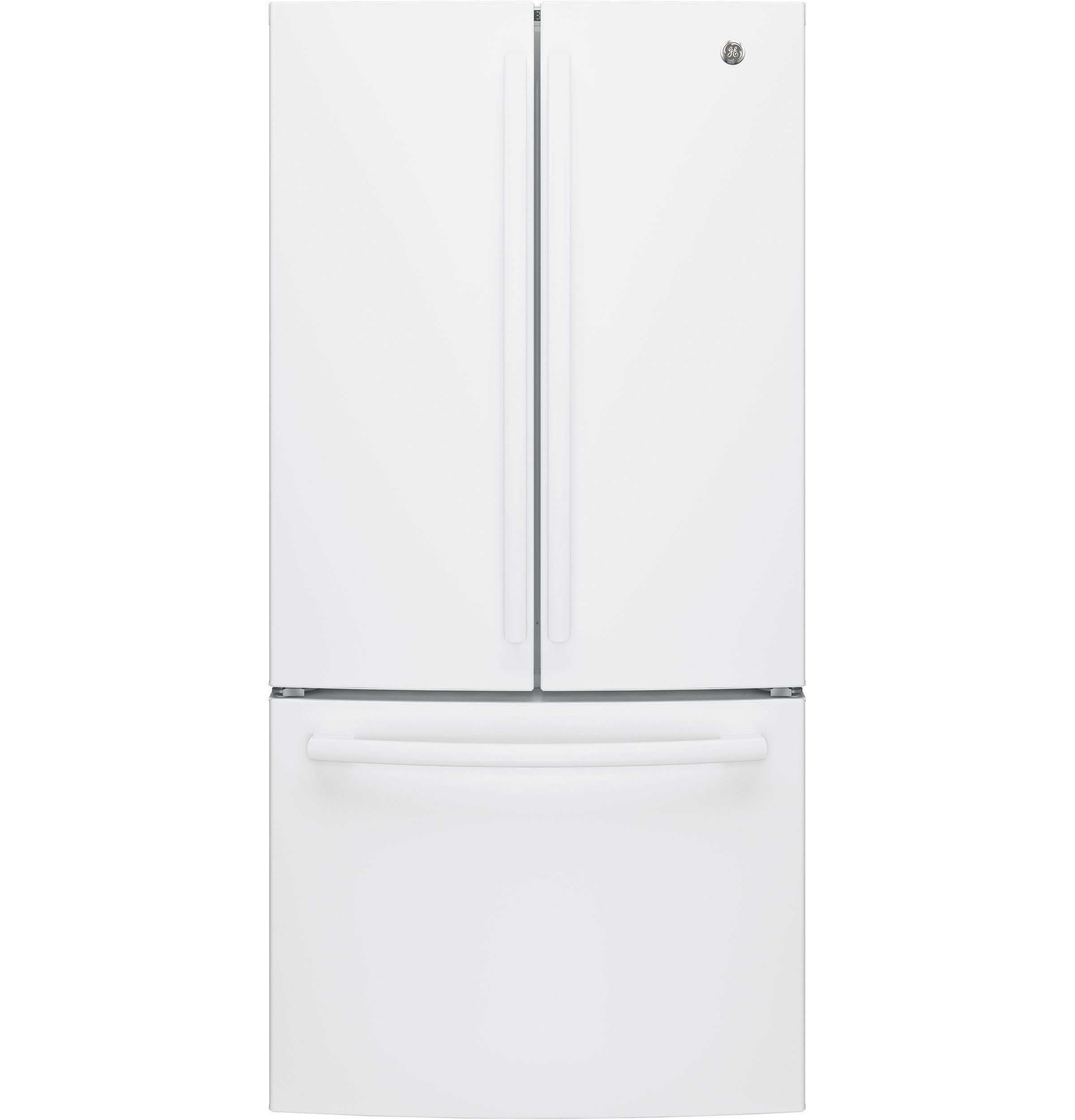 GE GE® ENERGY STAR® 18.6 Cu. Ft. Counter-Depth French-Door Refrigerator