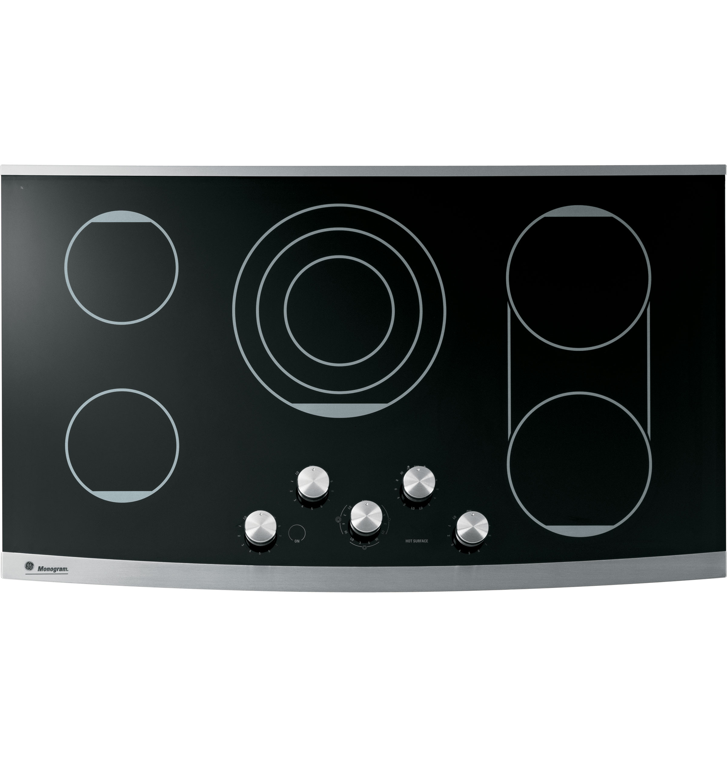 "Monogram GE Monogram® 36"" Electric Cooktop"